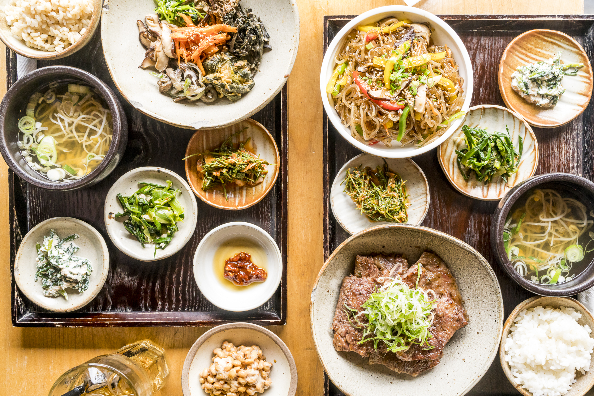 Restaurant Park Itaewon Seoul