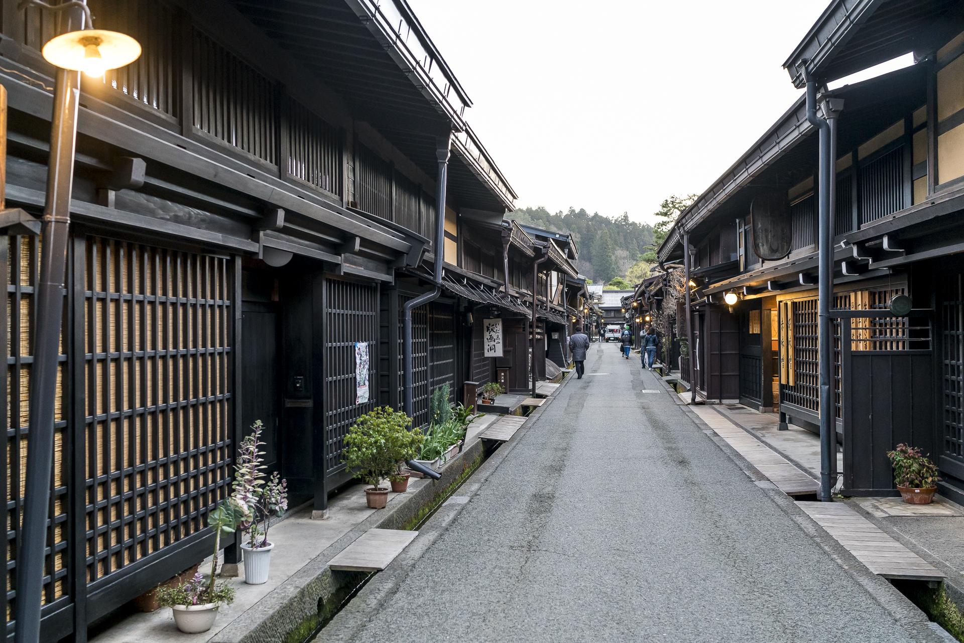 Atlstadt von Takayama