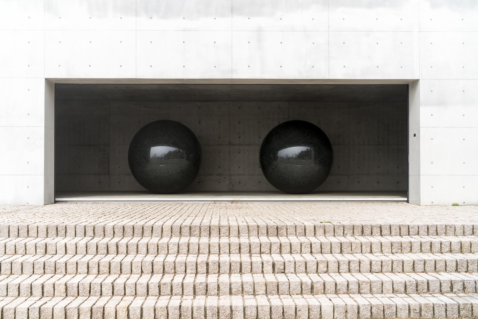 Walter de Maria Tadao Ando Naoshima