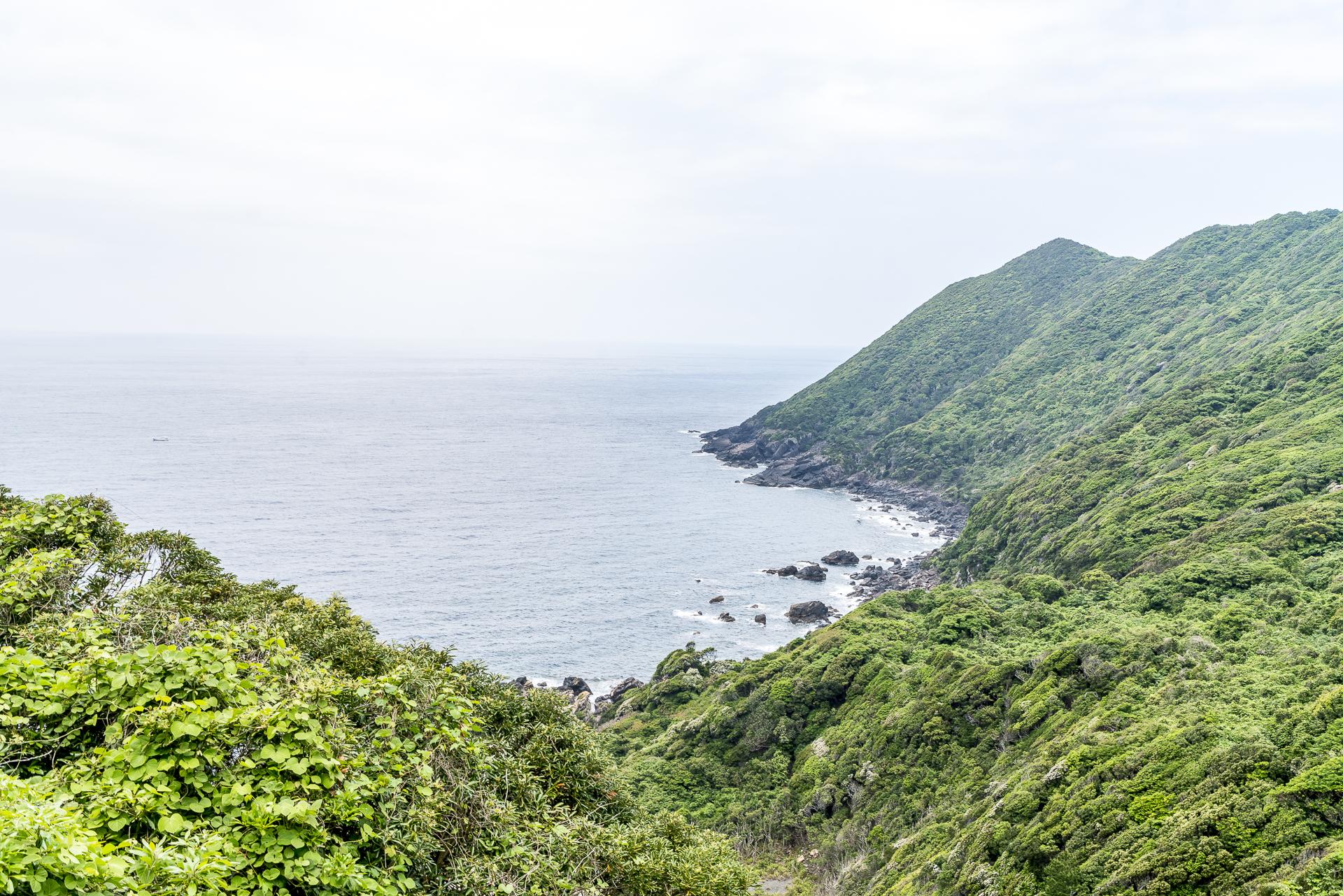 Yakushima Westküste