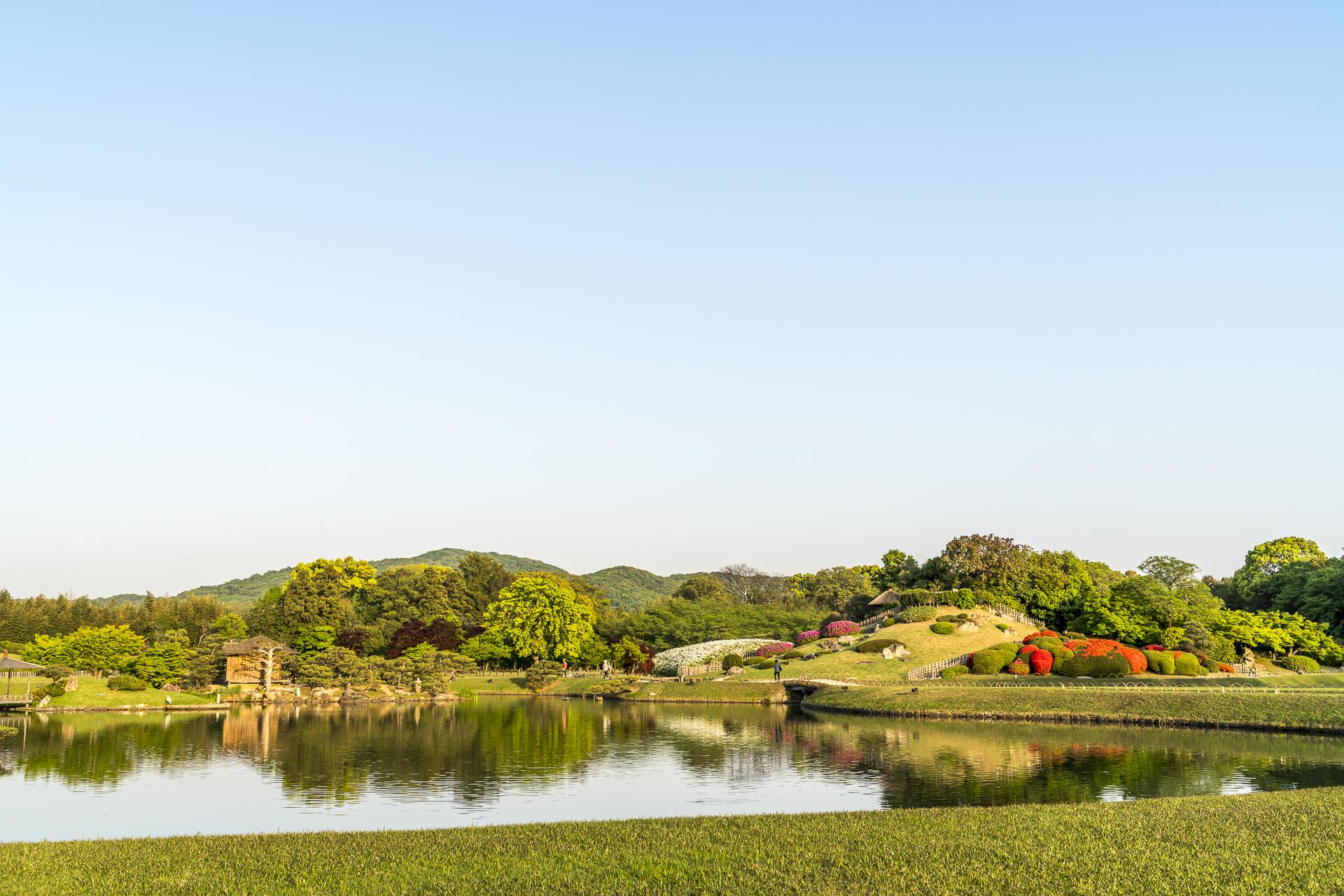 Okayama Koraku-en Garten
