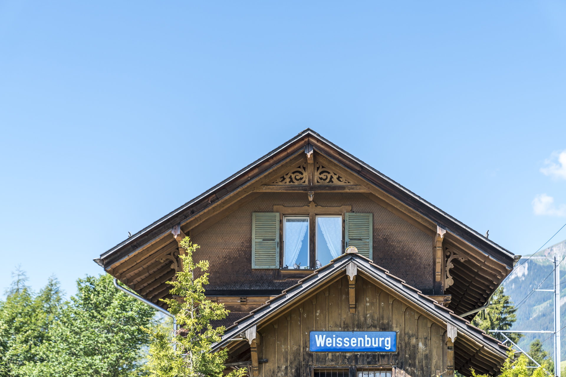Bahnhof Weissenburg