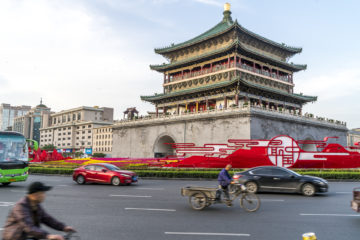 Xi'an: China Highlight Terrakotta Armee