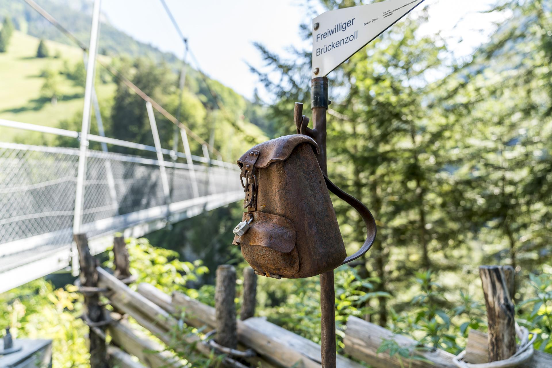 Brückenzoll Leiternweide