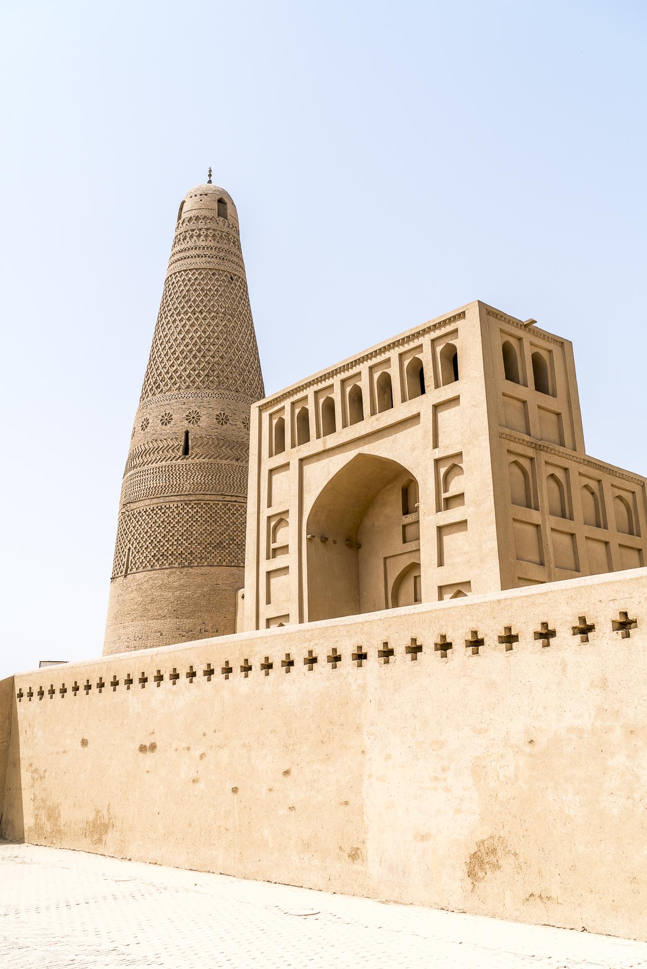 Emin Minarett in Turfan