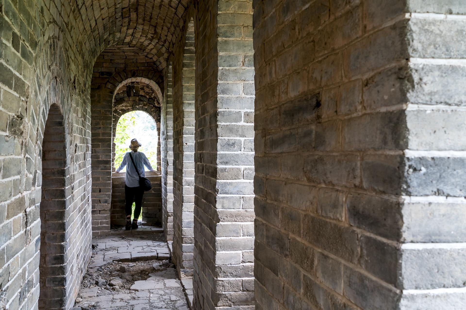 Grosse Mauer bei Xikan Dixia