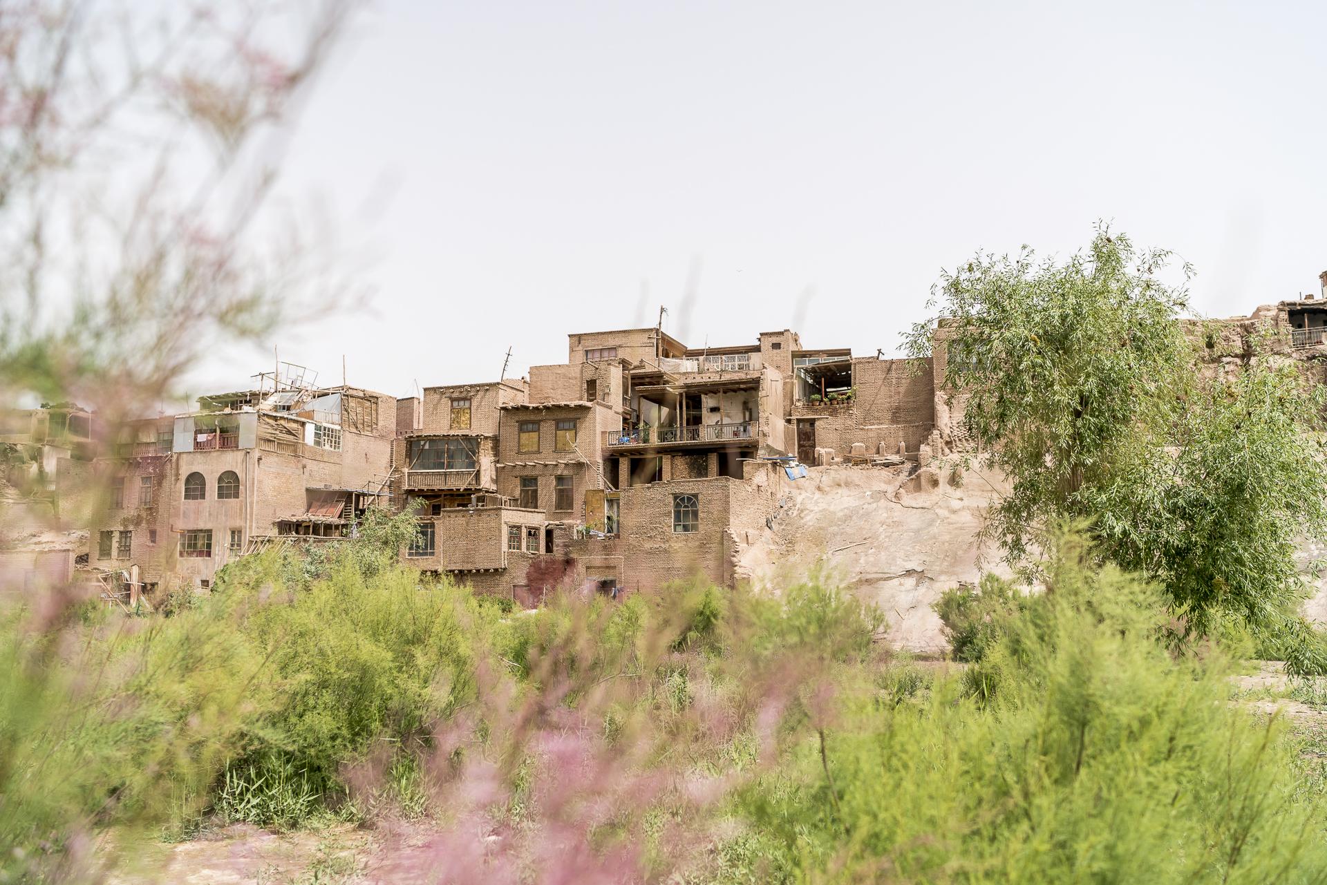 Altstadt von Kaschgar