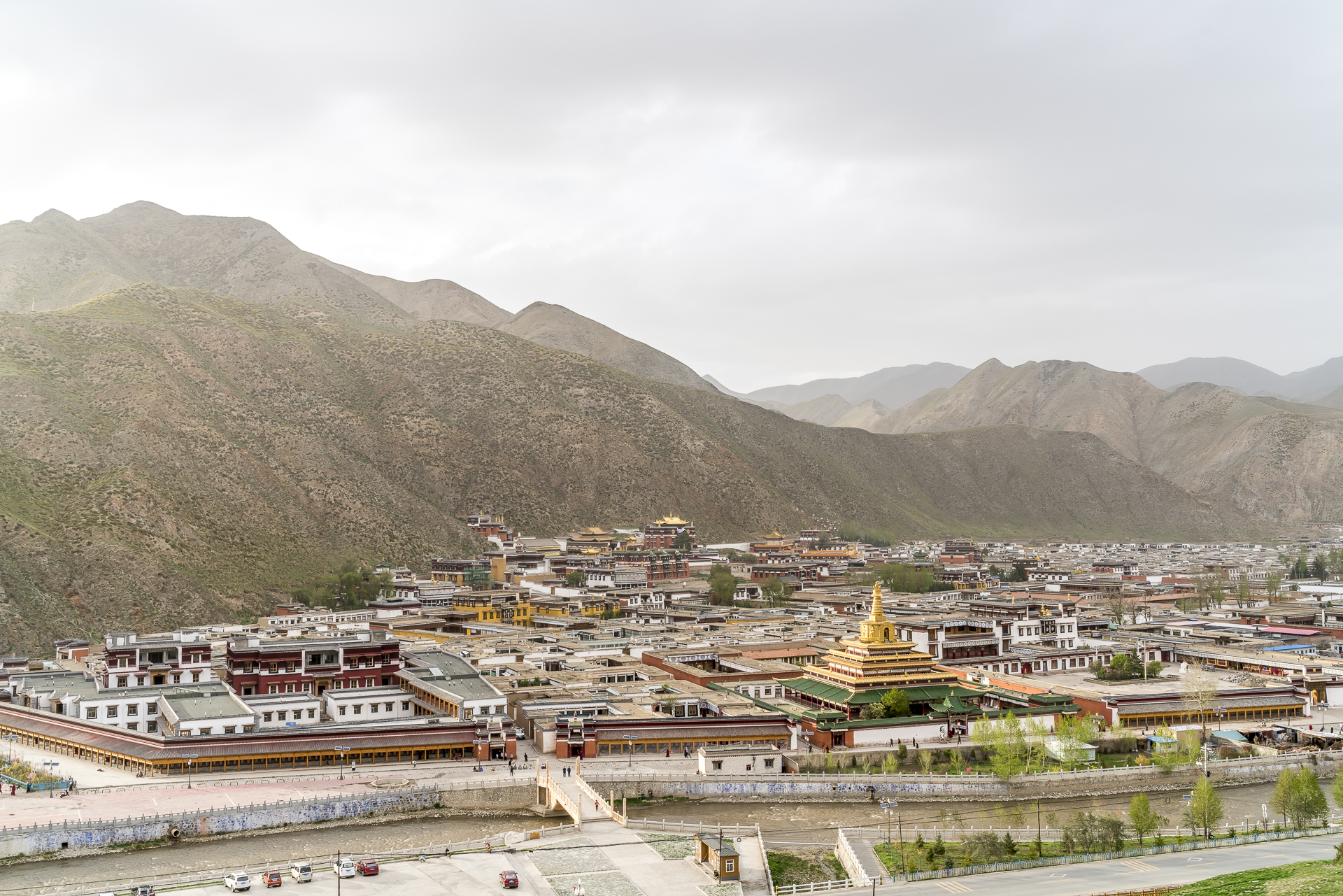 Labrangkloster Xiahe