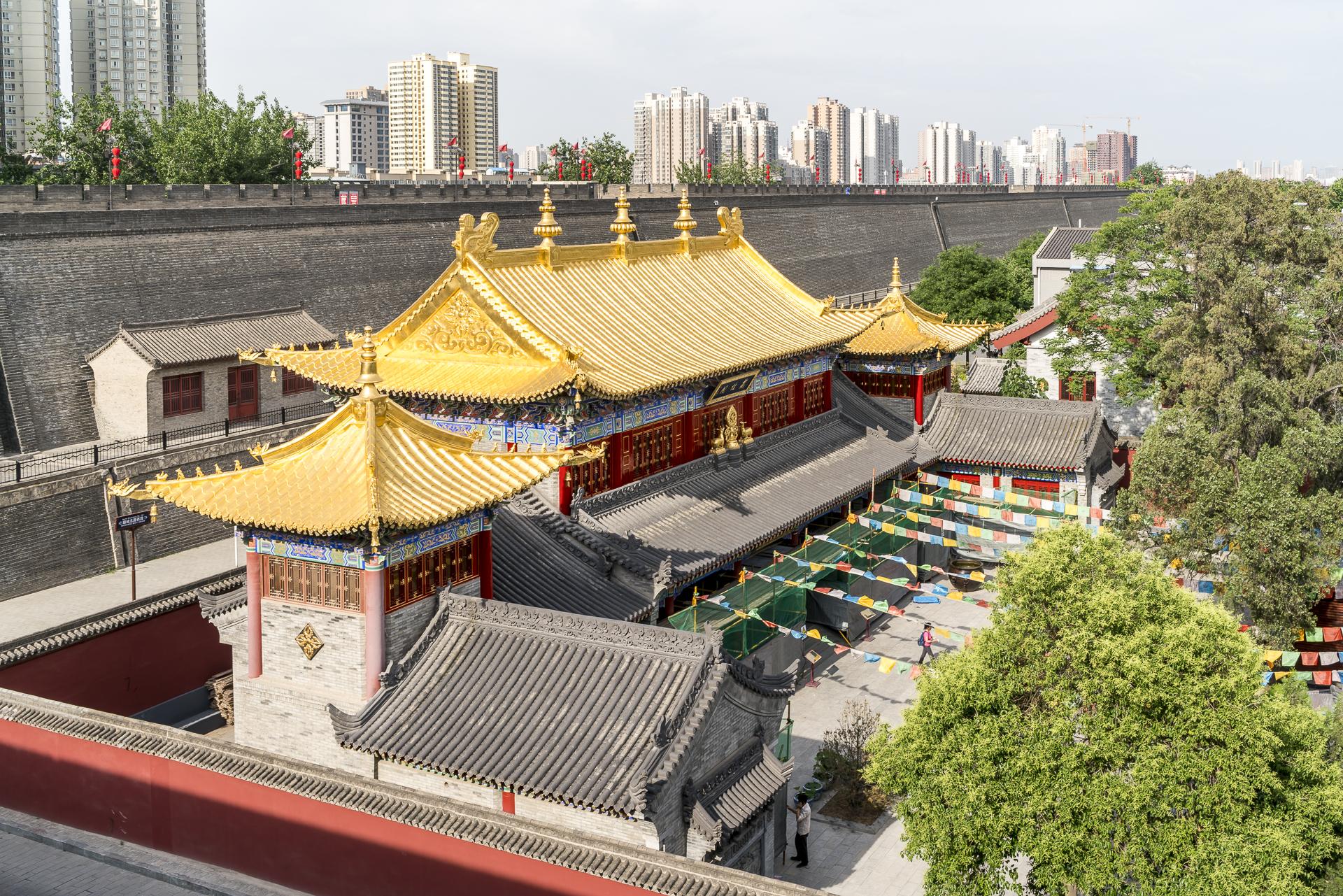 Lamatempel in Xi'an
