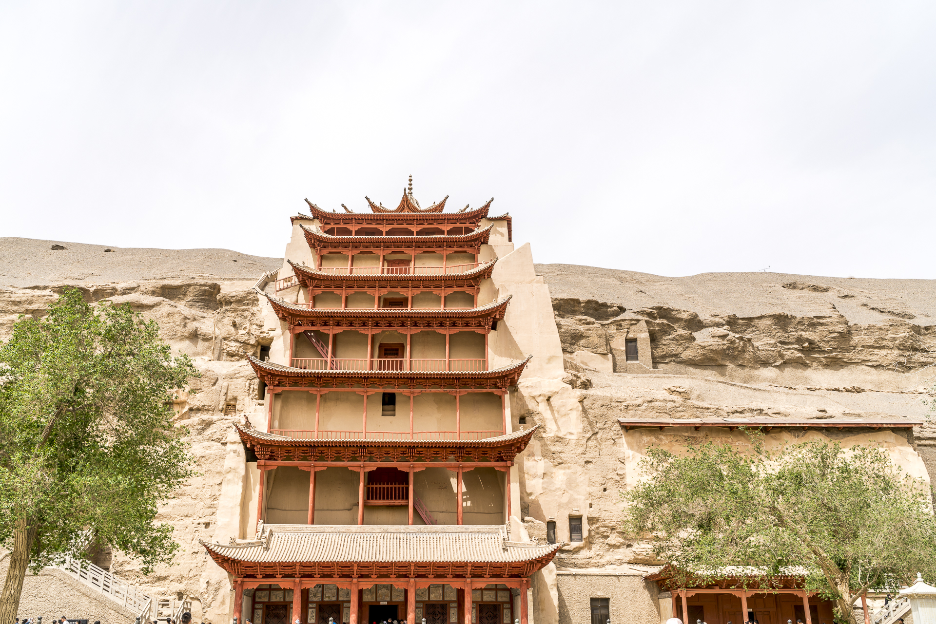 Mogao Grotte in Dunhuang