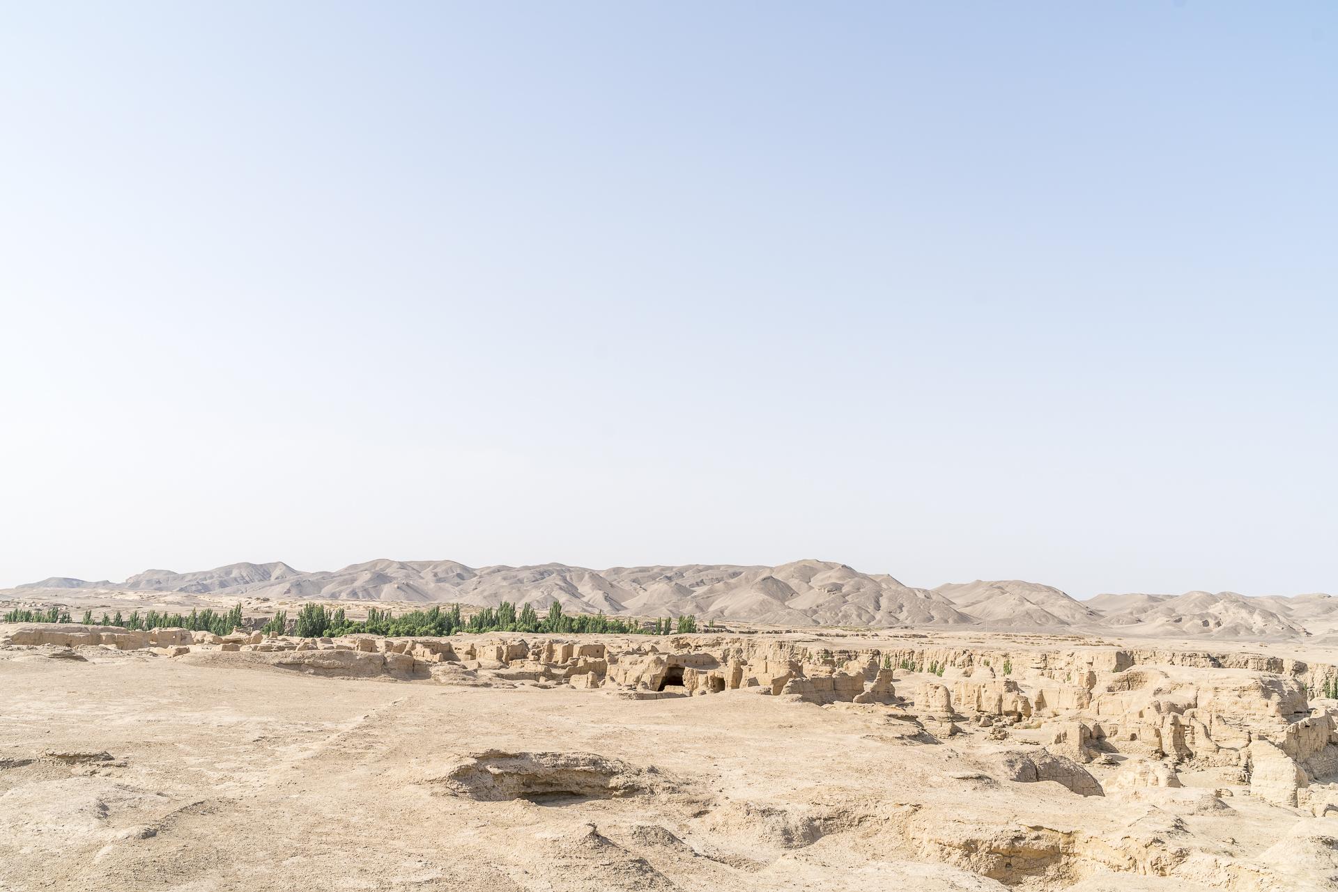 Ruinenstadt Jiaohe