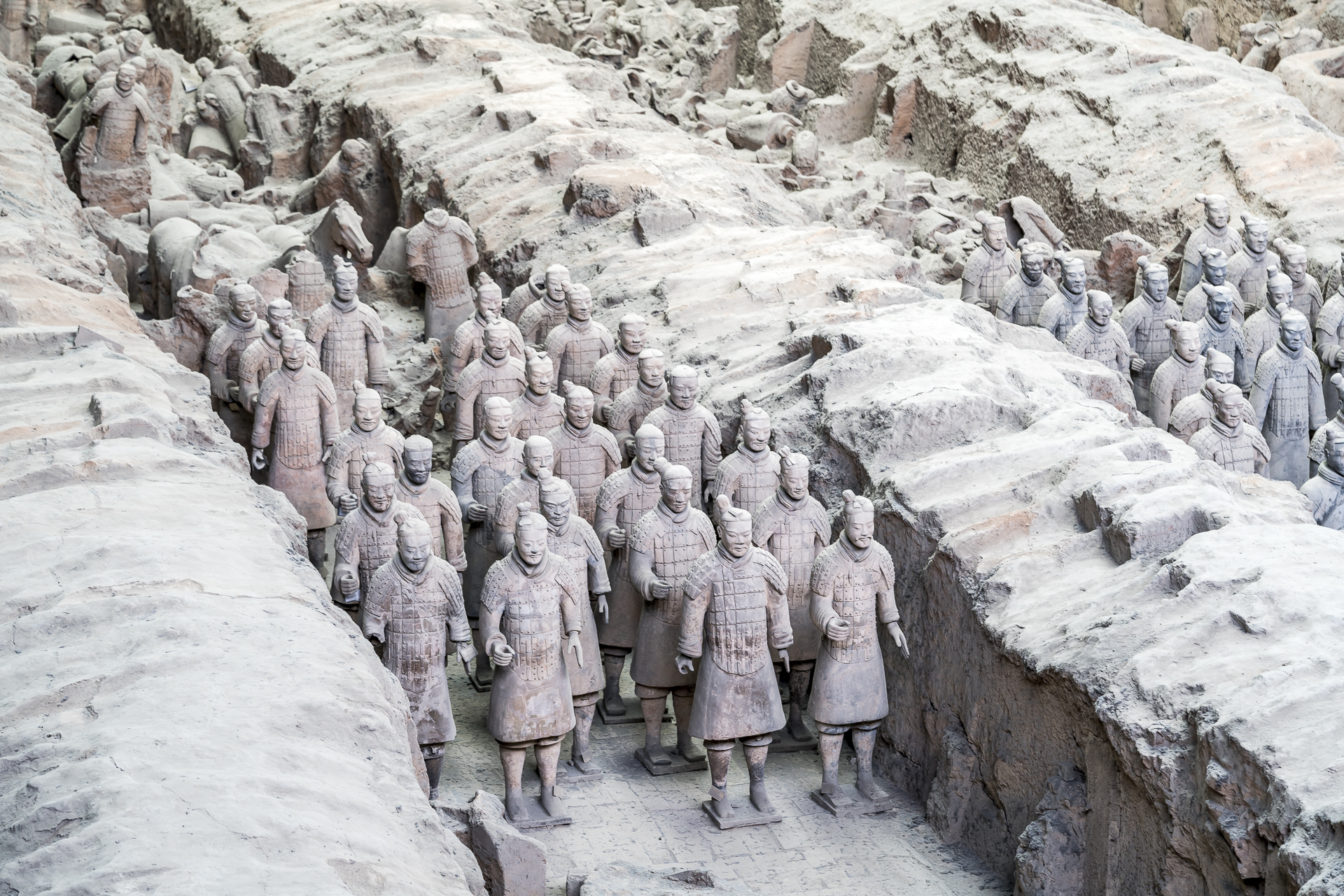 Terrakota Armee Xian