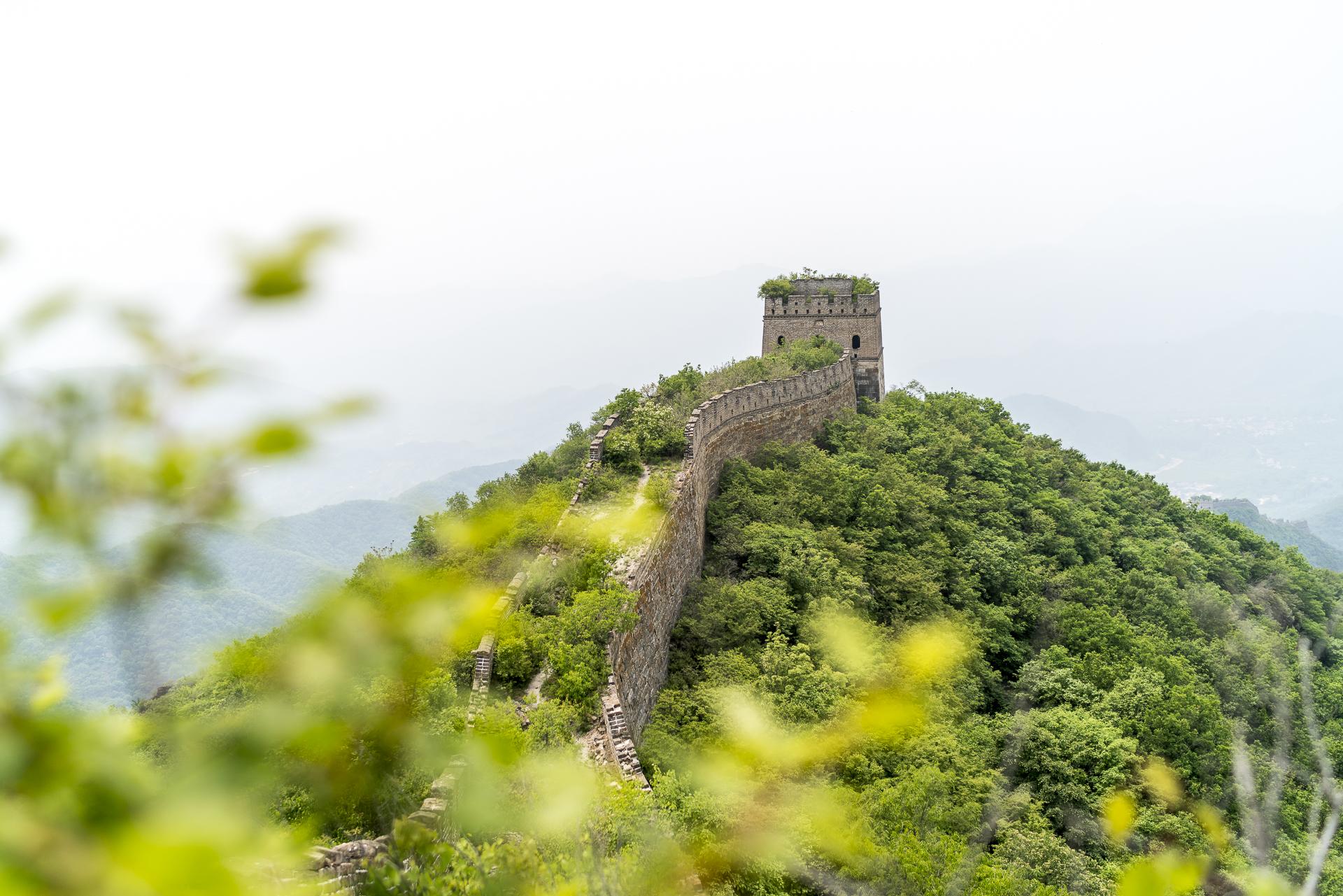 Unesco Welterbe Grosse Mauer