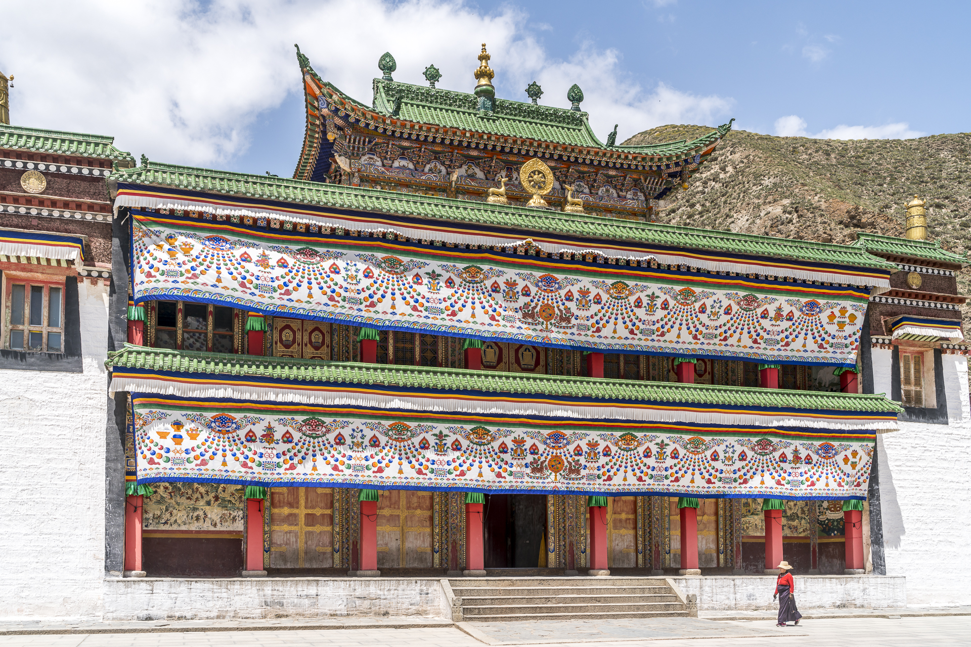 Labrang Kloster Xiahe