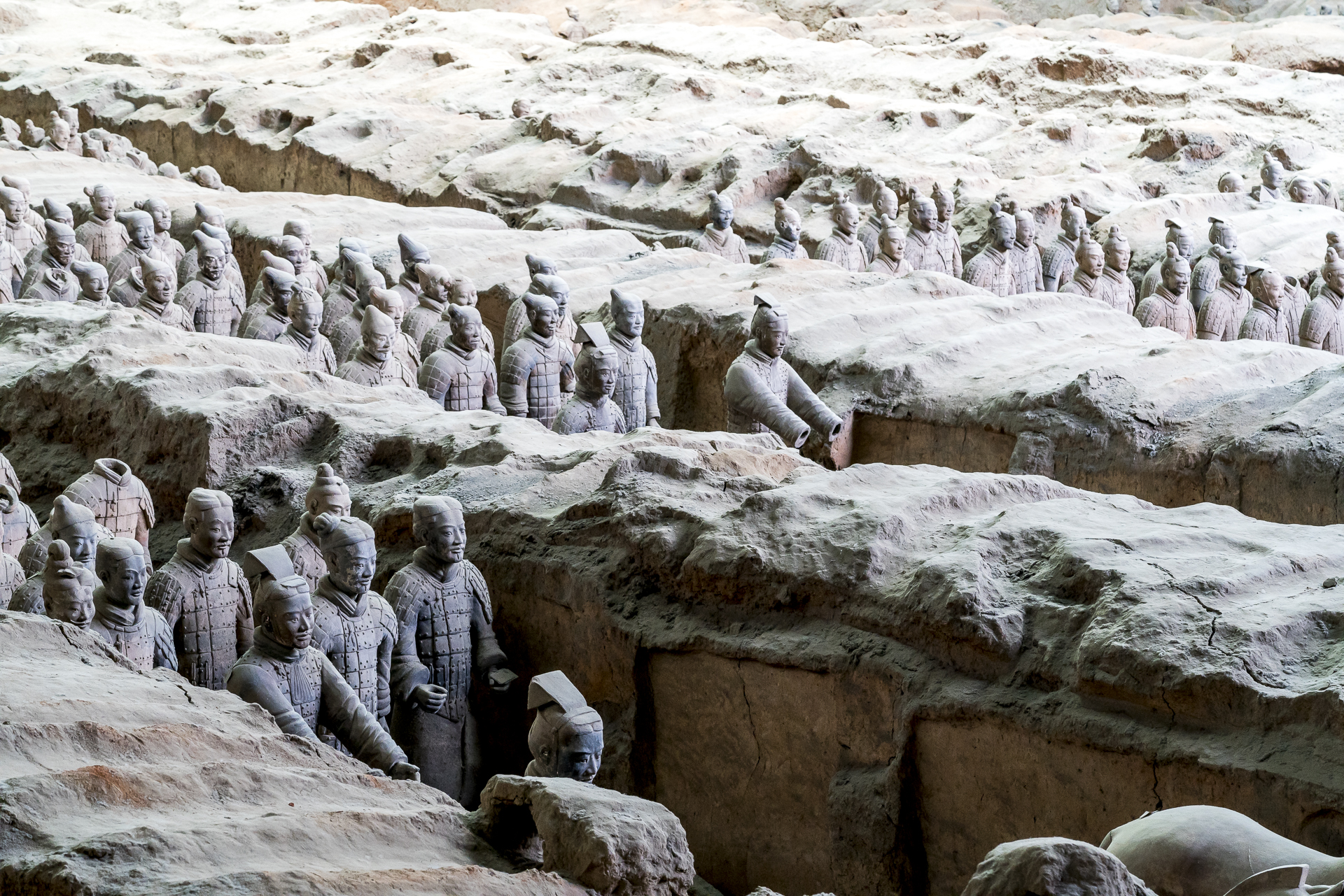 Xi'an Terrakota Armee