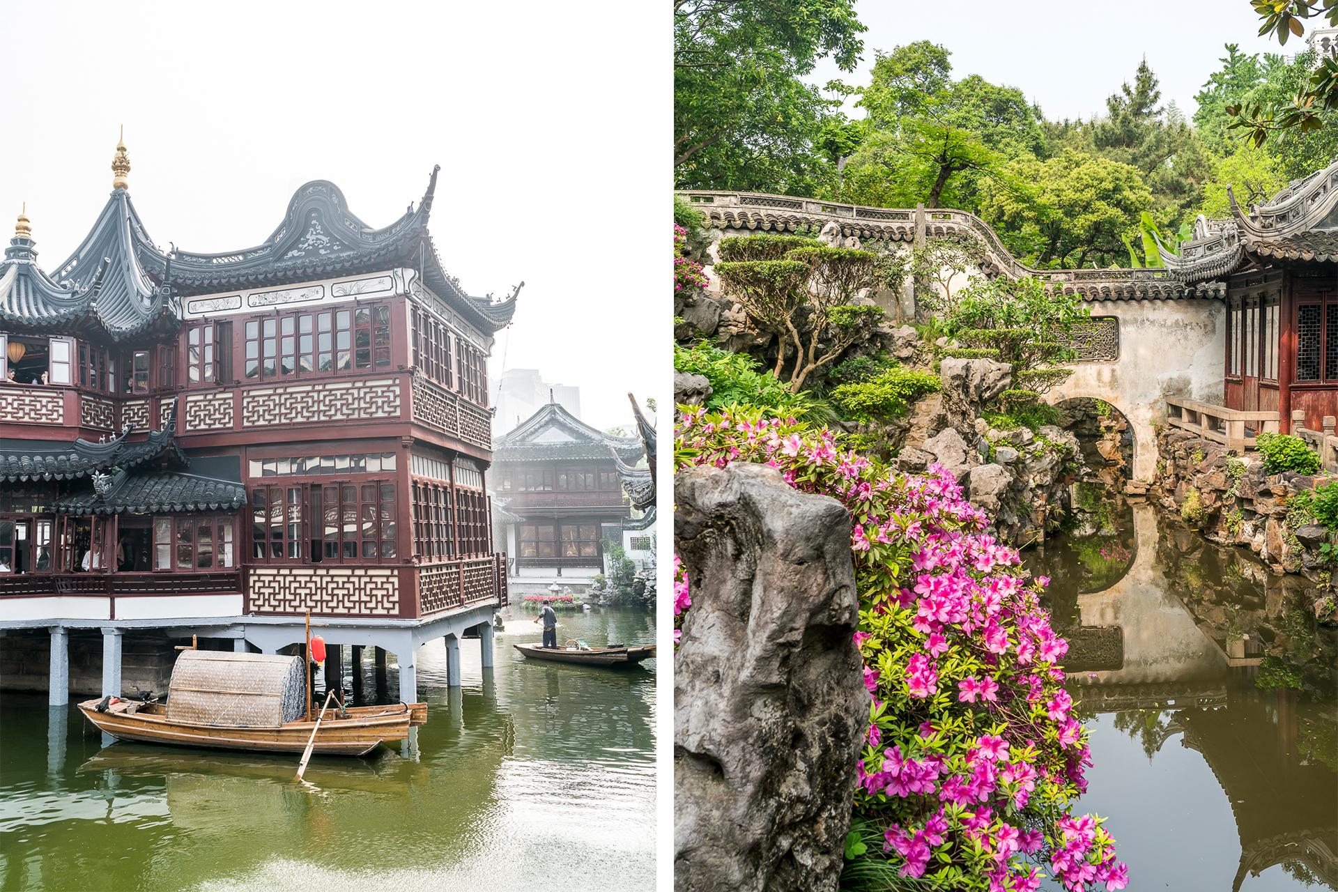 Yu Gardens Shanghai