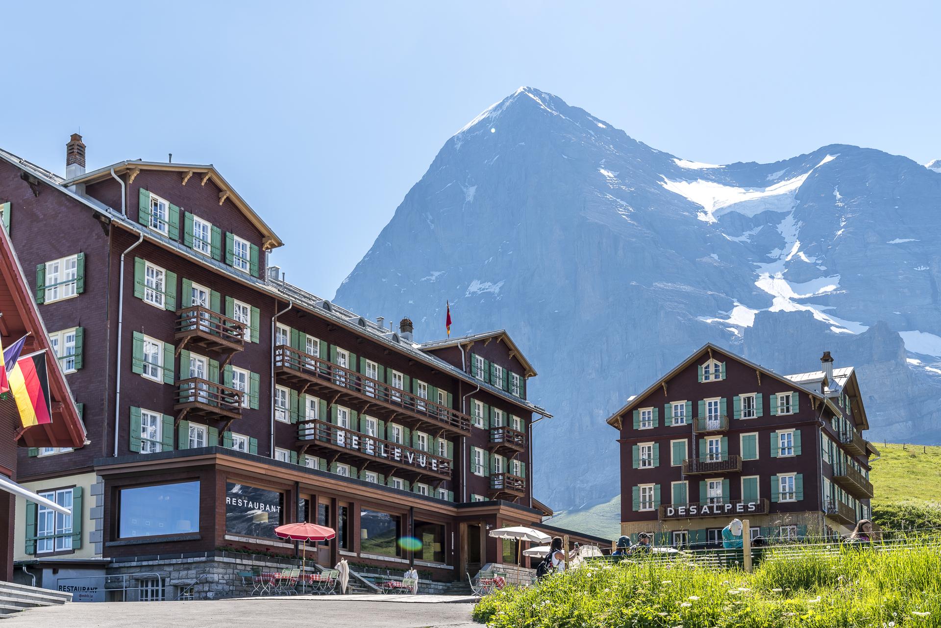 Bellevue des Alpes Kleine Scheidegg
