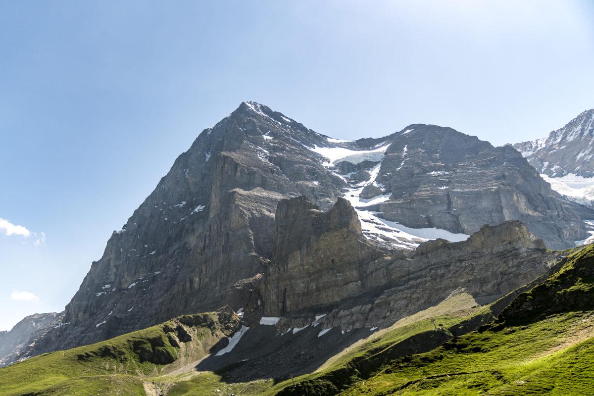 Eiger Trail – Wanderung am Fusse der Eigernordwand