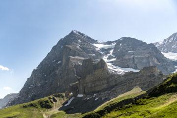 Eiger Trail - Wanderung am Fusse der Eigernordwand