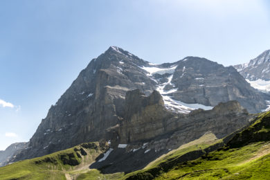 Eiger Trail Eigernordwand in Grindelwald