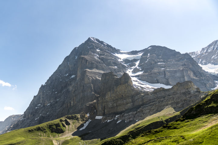 Eiger Trail – auf Tuchfühlung mit der Eigernordwand