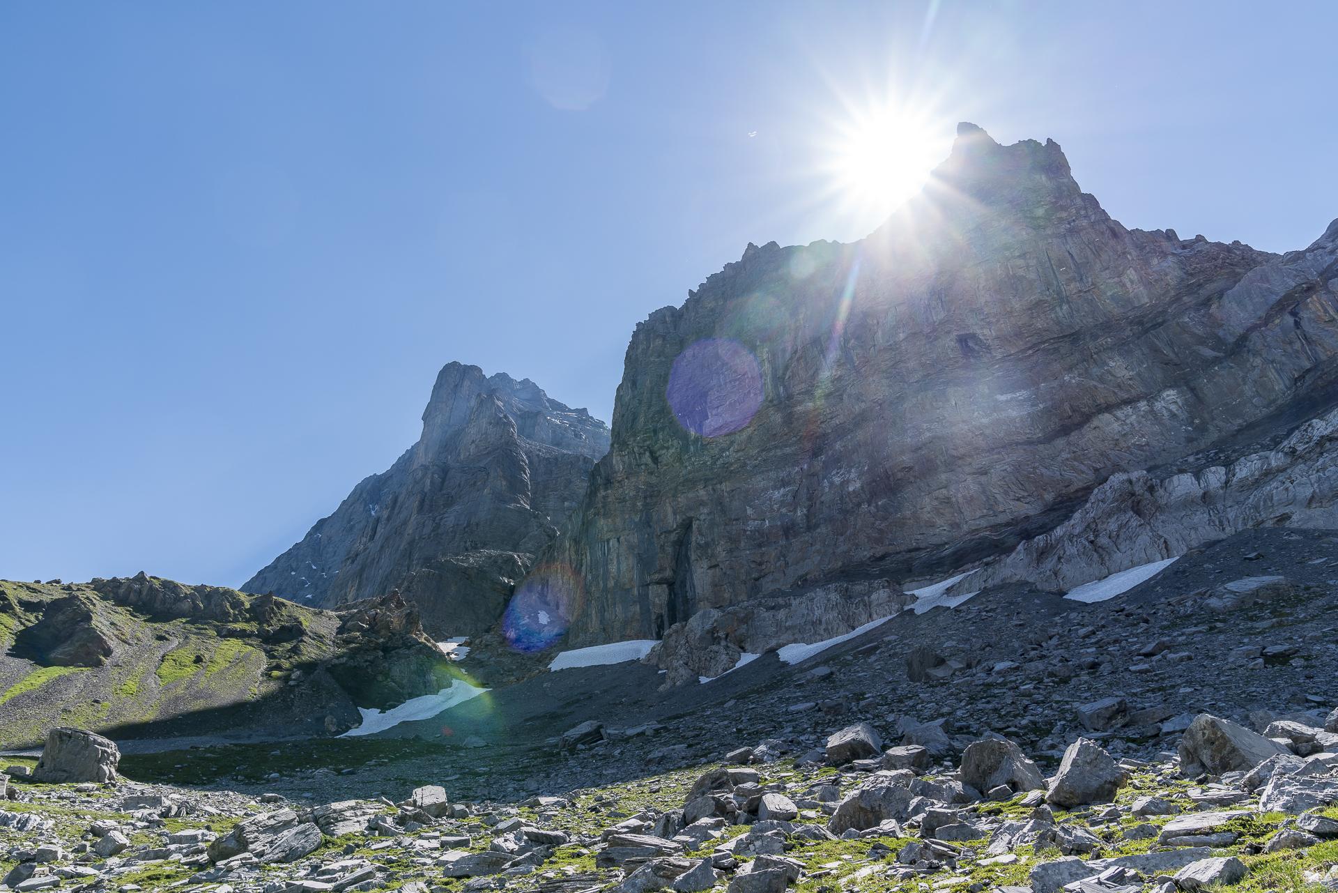 Klettersteig Eiger : Eiger trail wandern am fusse der eigernordwand wandertipp
