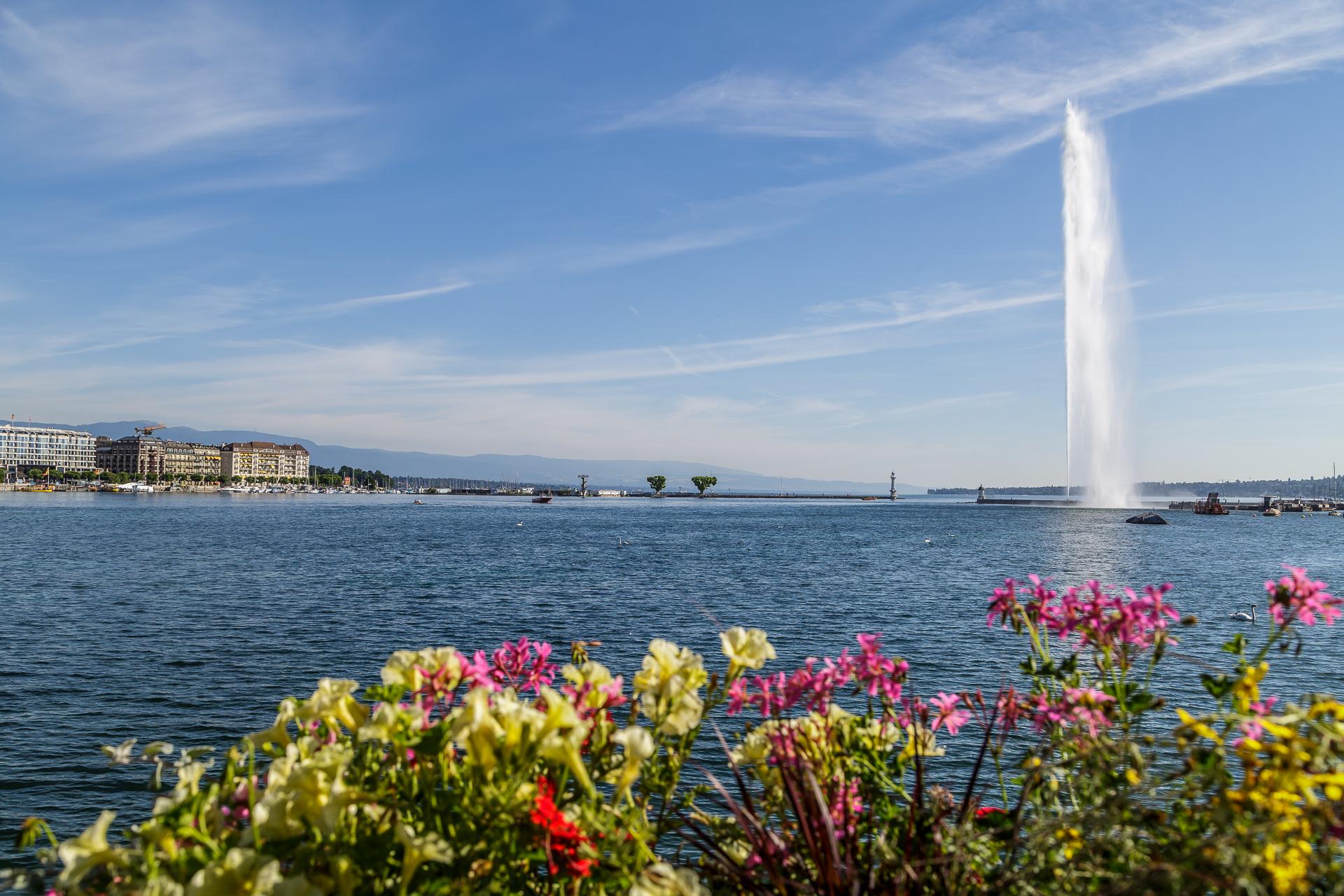 Ausflugsziel Genf