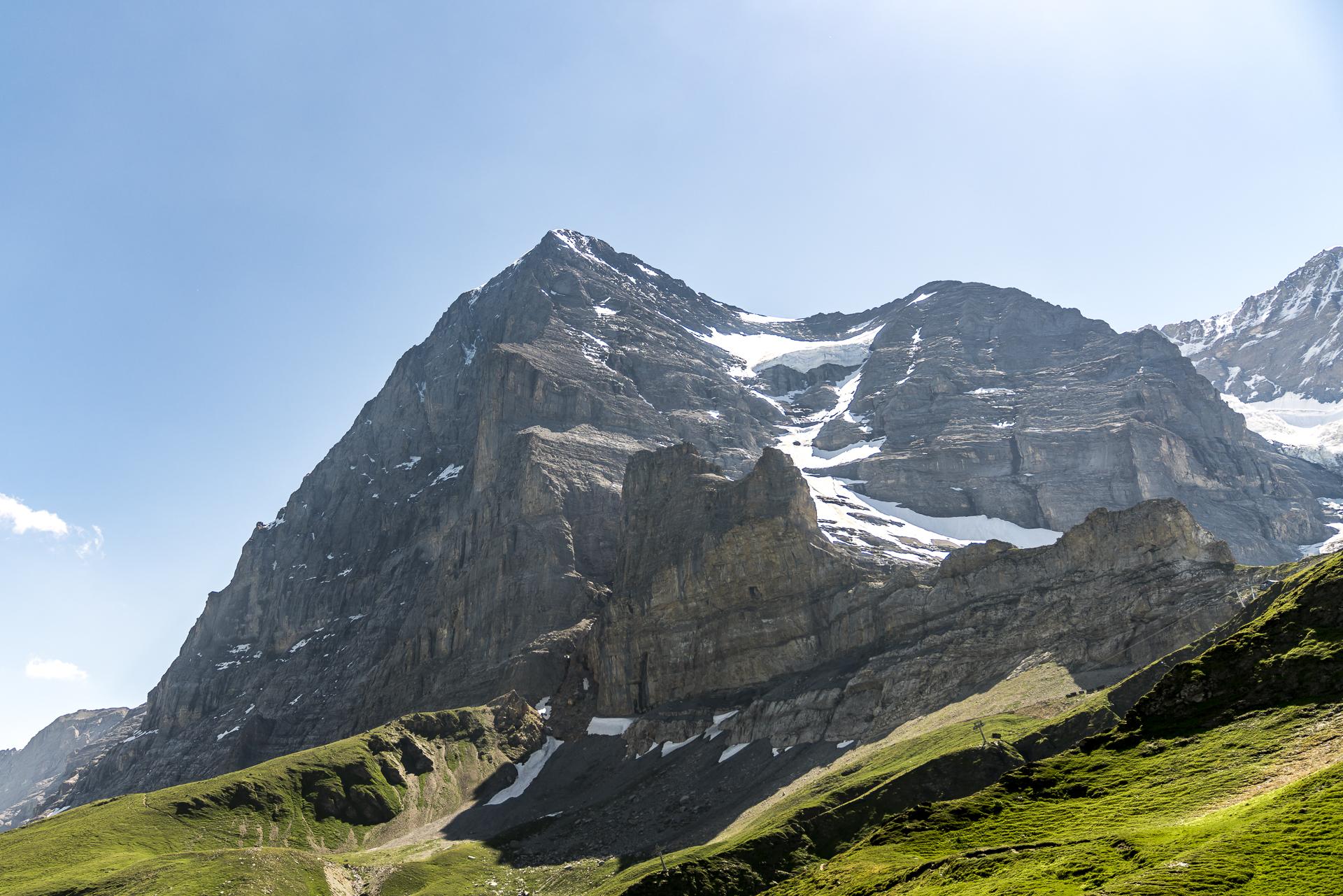 Eiger Trail - Kleine Scheidegg