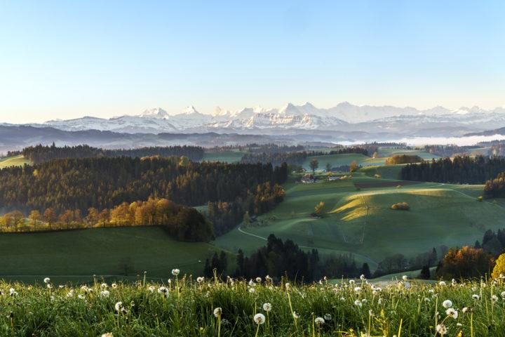 99 Schweizer Ausflugsziele für herrliche Sommermomente