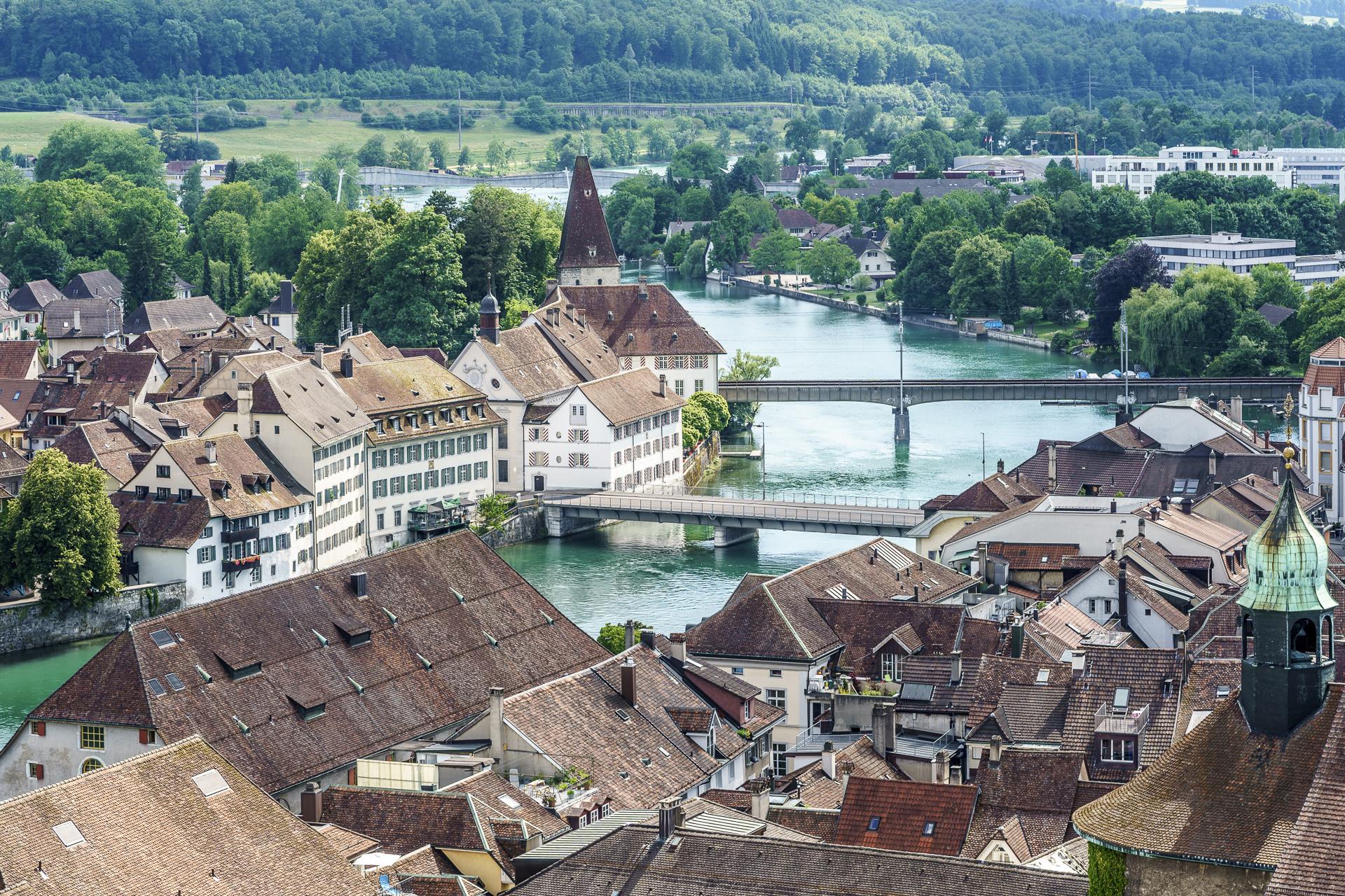 Ausflug nach Solothurn