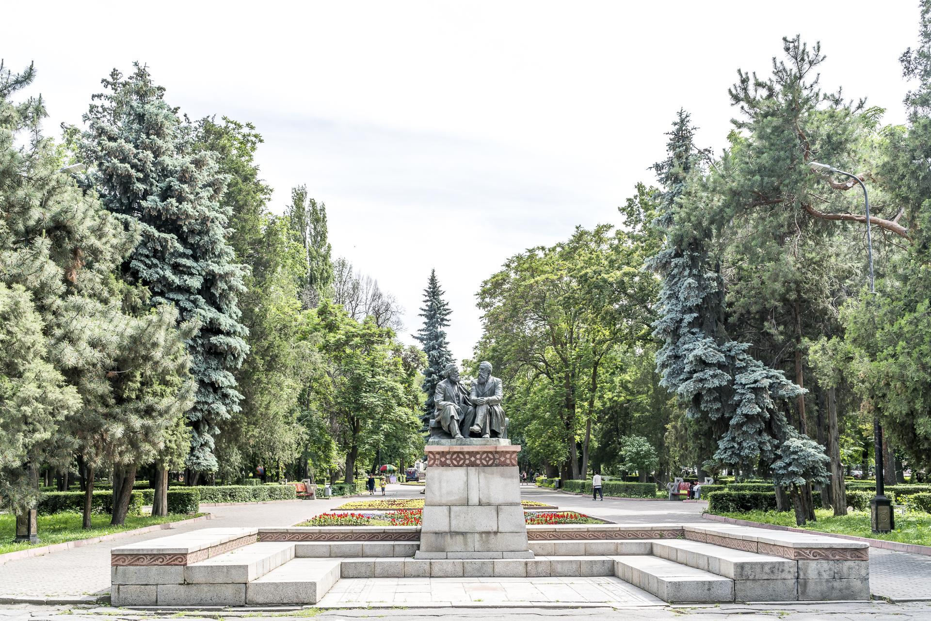 Bischkek Parkanlagen