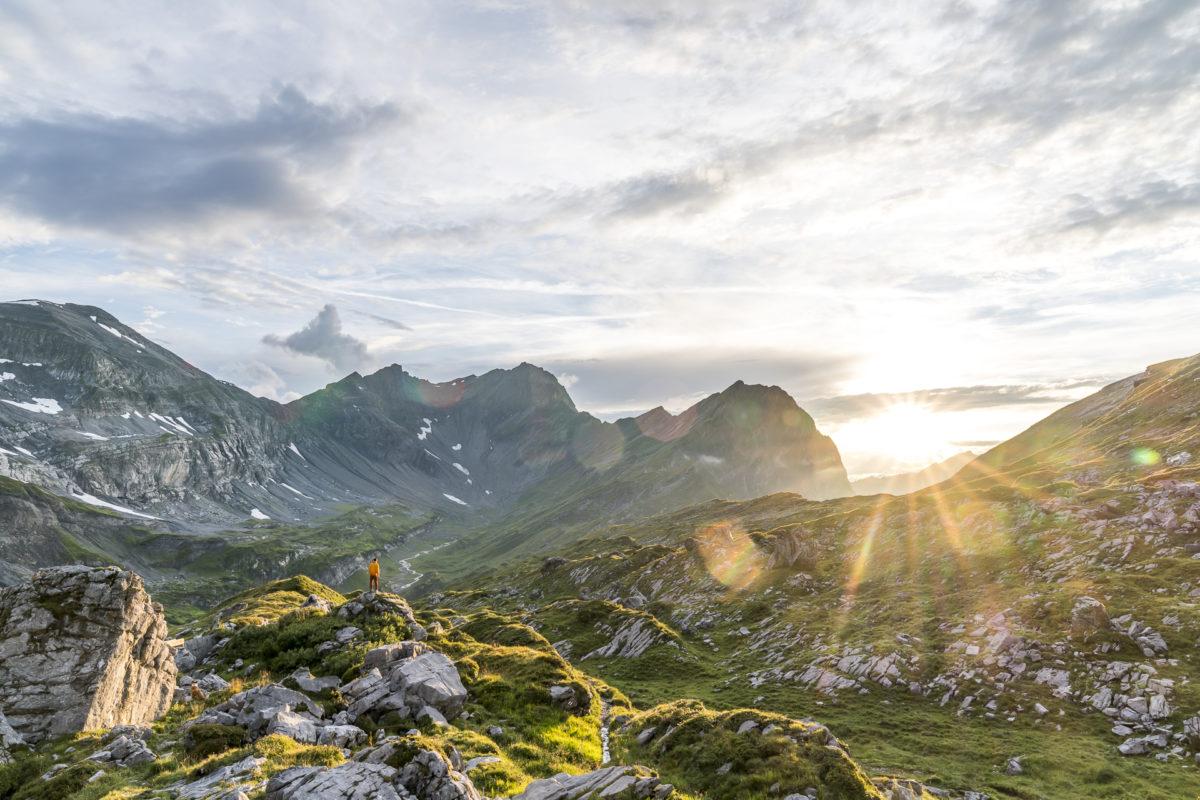 Tour des Dents du Midi – Hüttenwanderung im Unterwallis