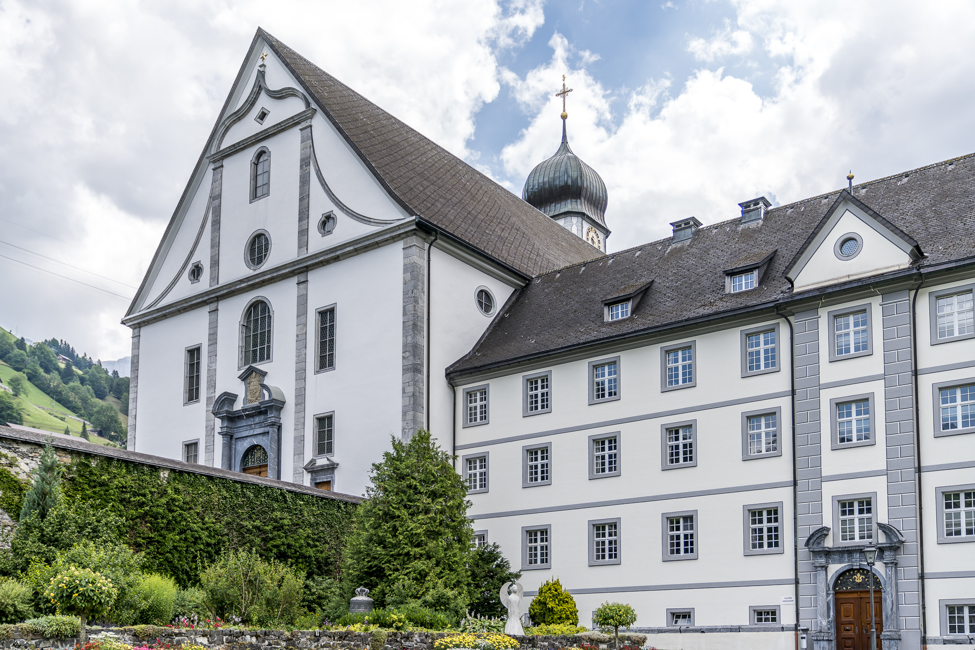 Engelberg Klosteranlage