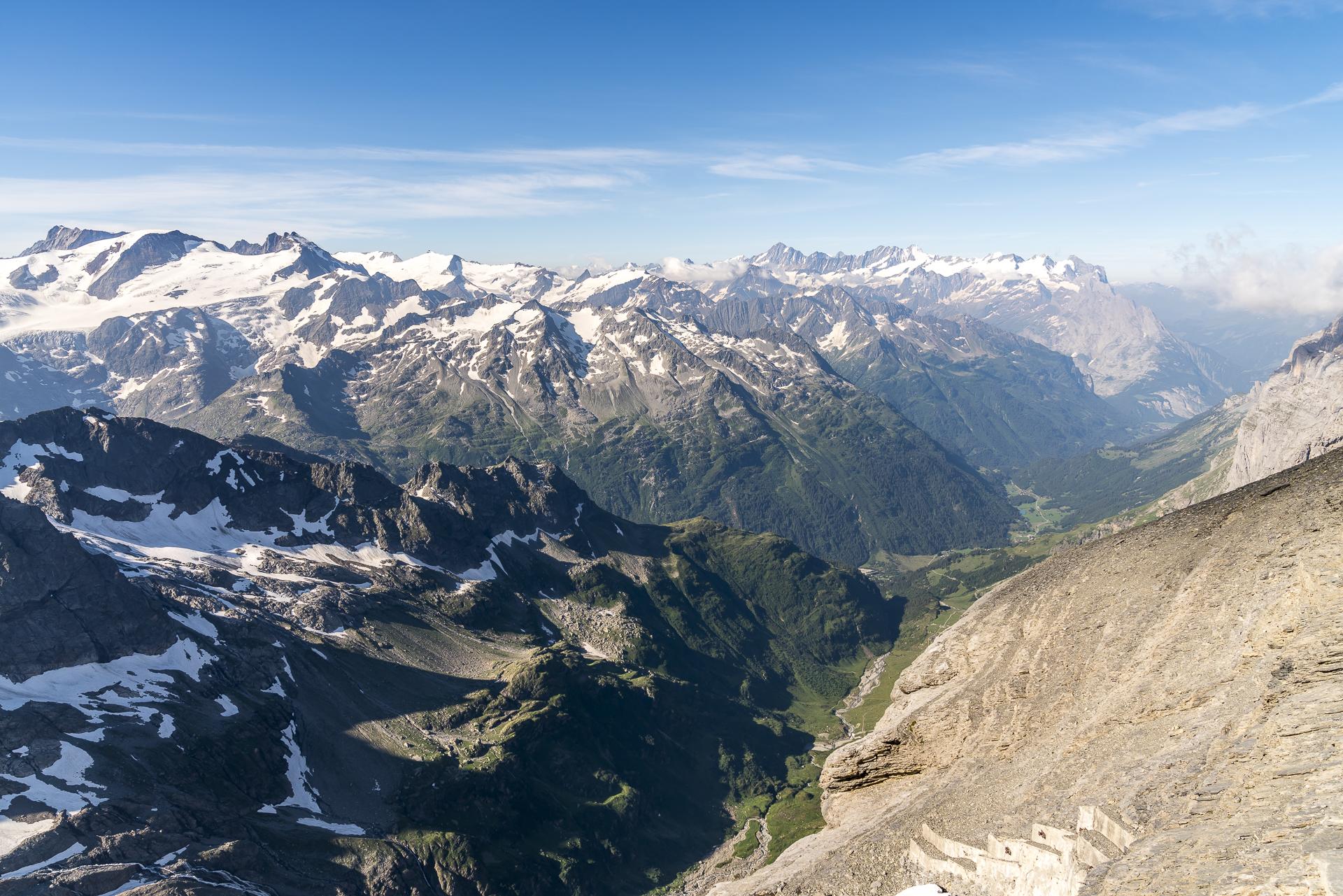 Engelberg Titlis Panorama