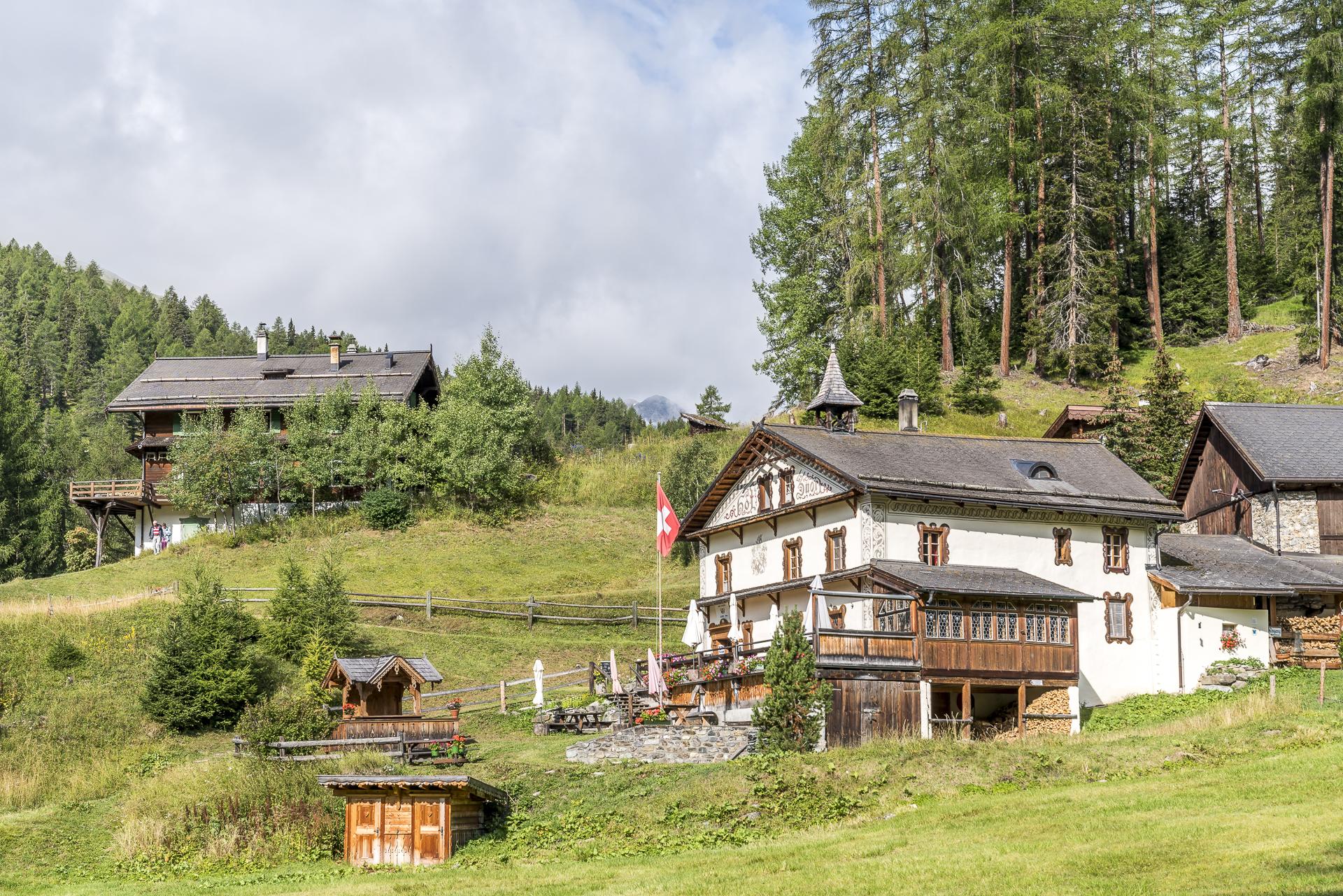 Hof Zuort Val Sinestra