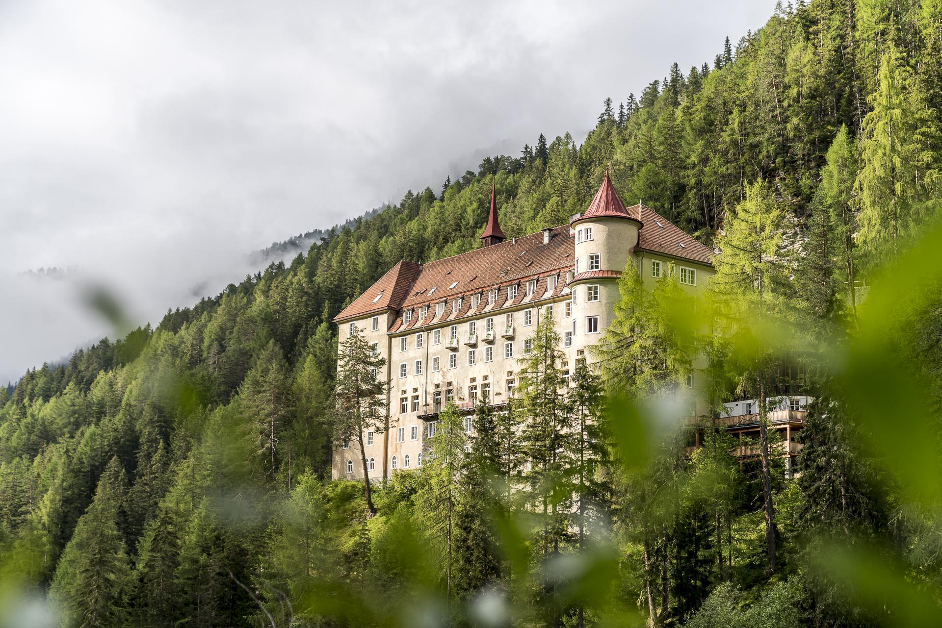 Kurhaus Val Sinestra