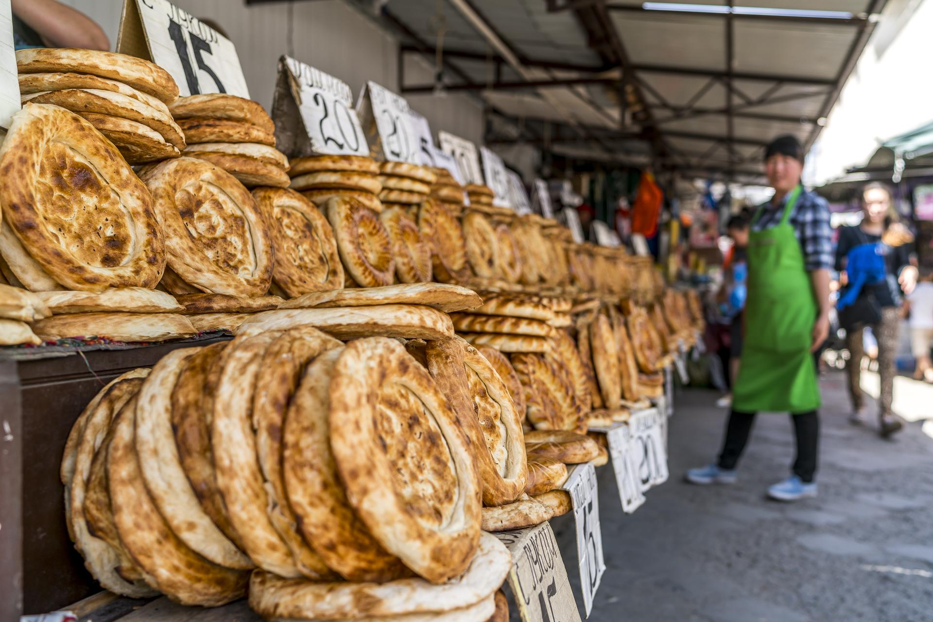 Markt in Bischkek