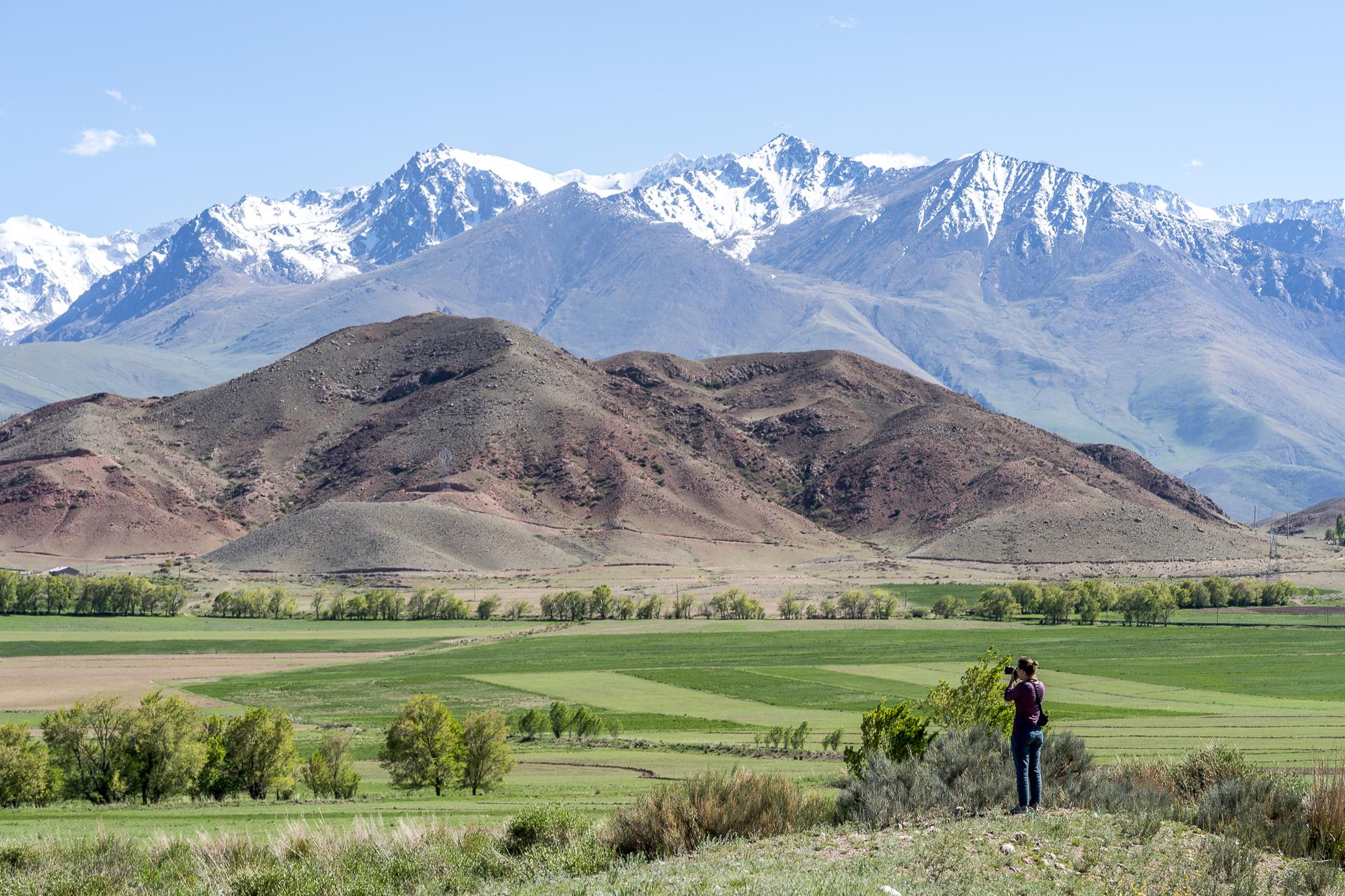 Tianshan Kirgistan