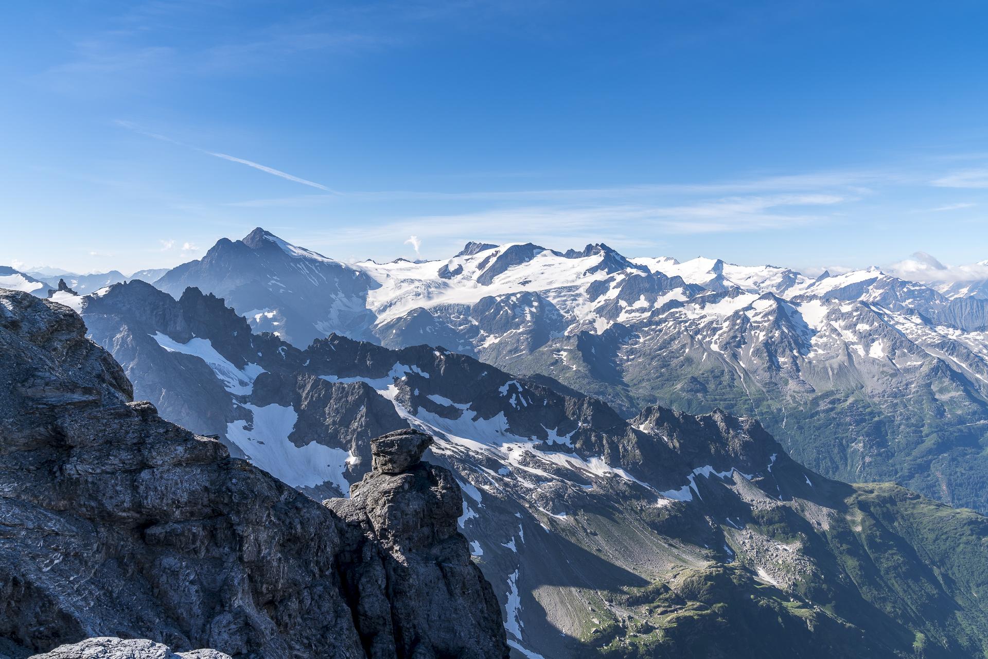 Titlis Aussichtsberg Zentralschweiz