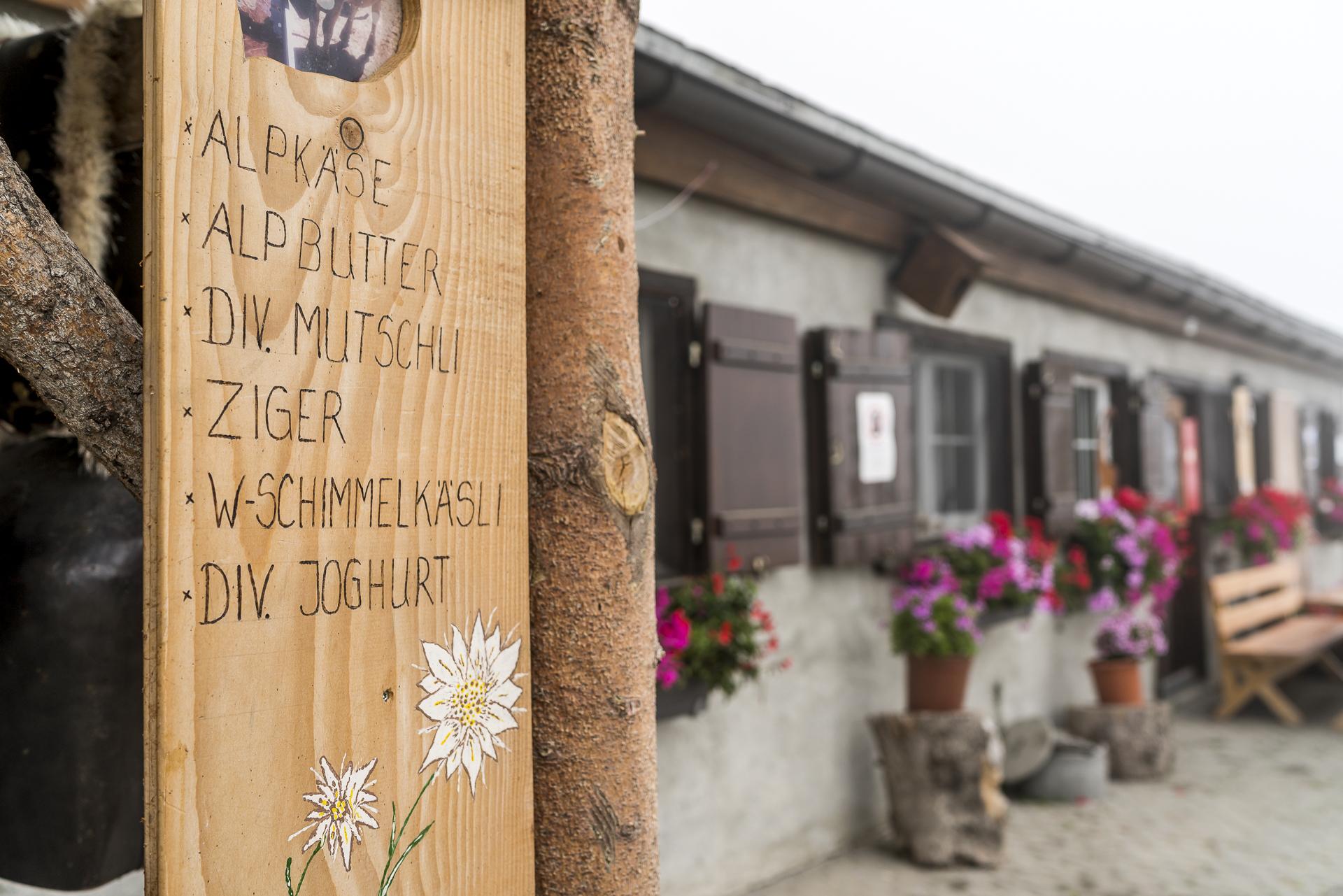 Bergbeizli Alp Findels
