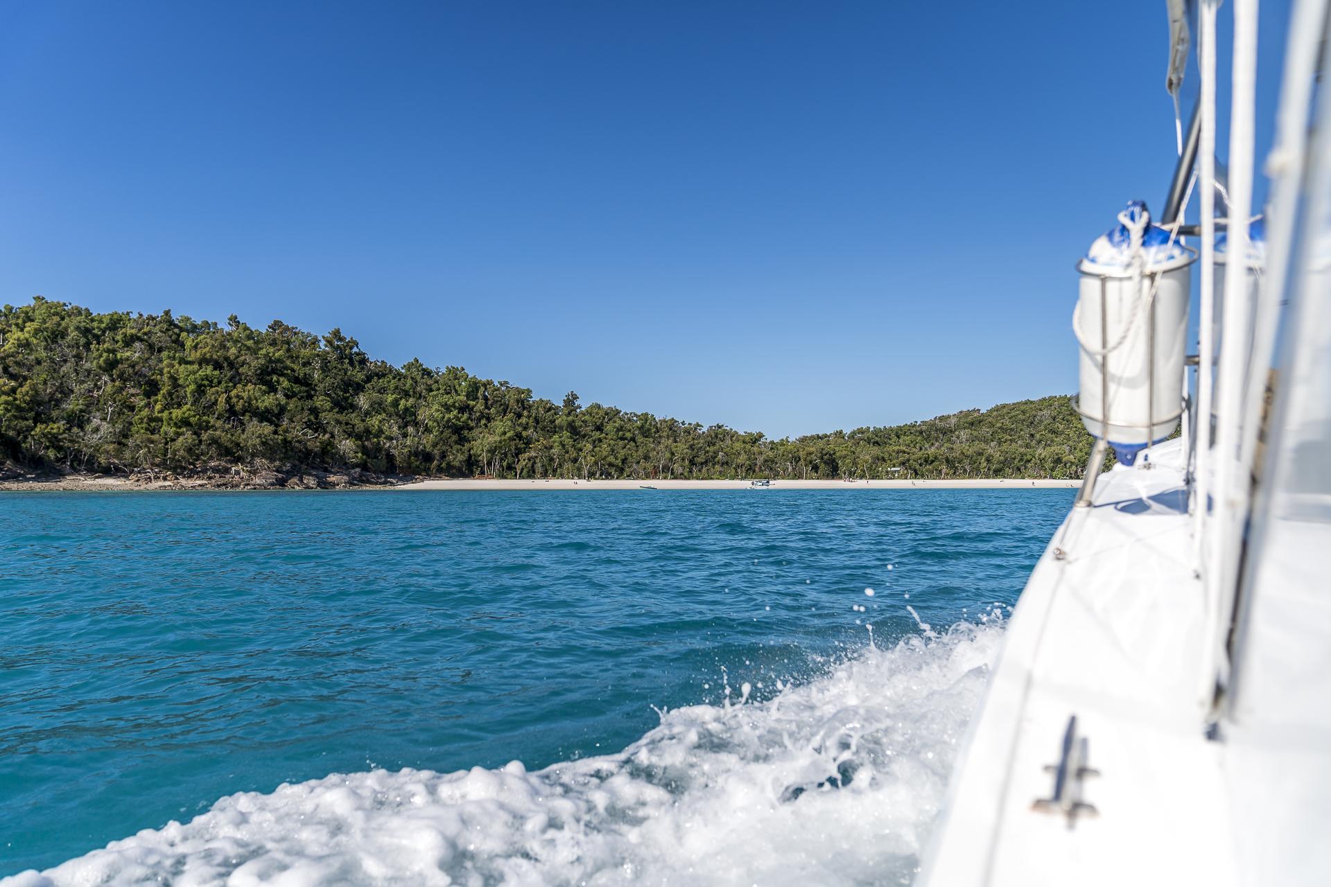 Explore Whitsunday Islands