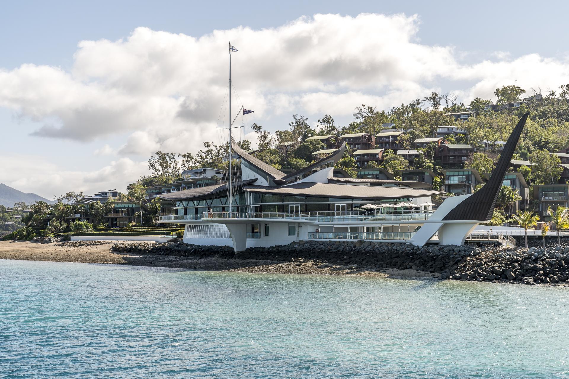 Hafen Hamilton Island Whitsundays
