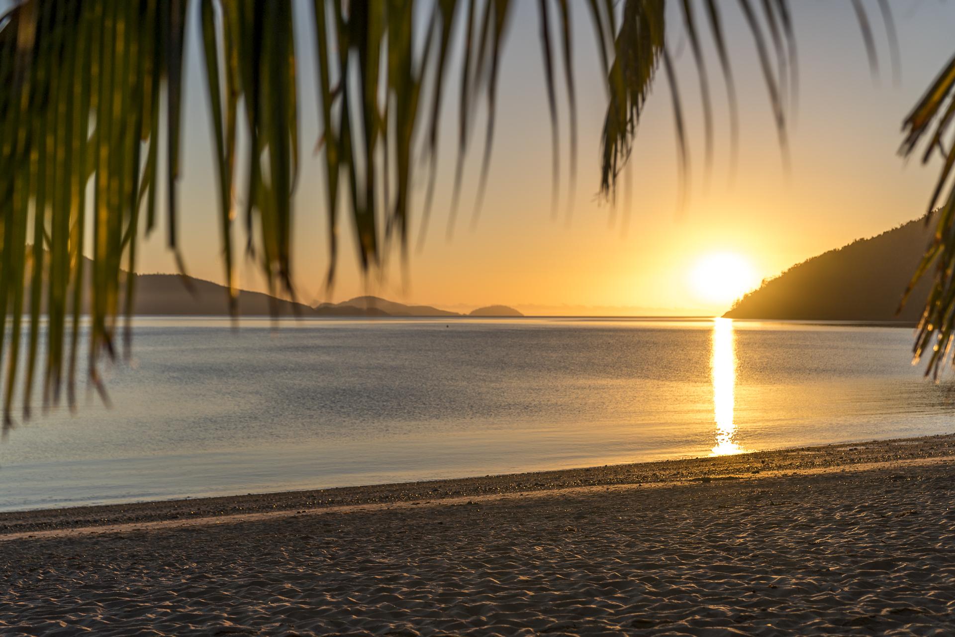 Hamilton Island Sonnenaufgang