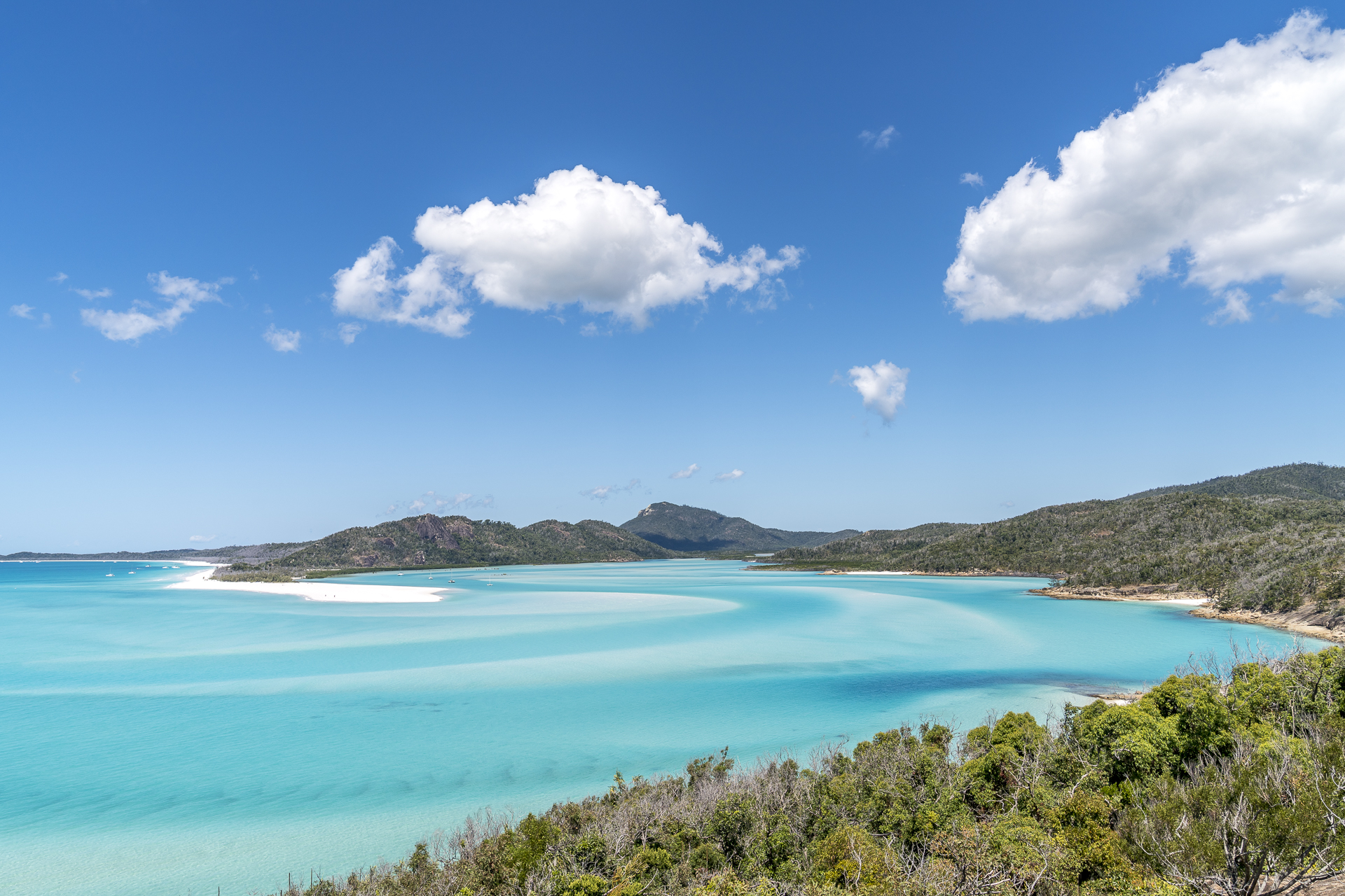 Hill Hinlet Whitsunday Islands