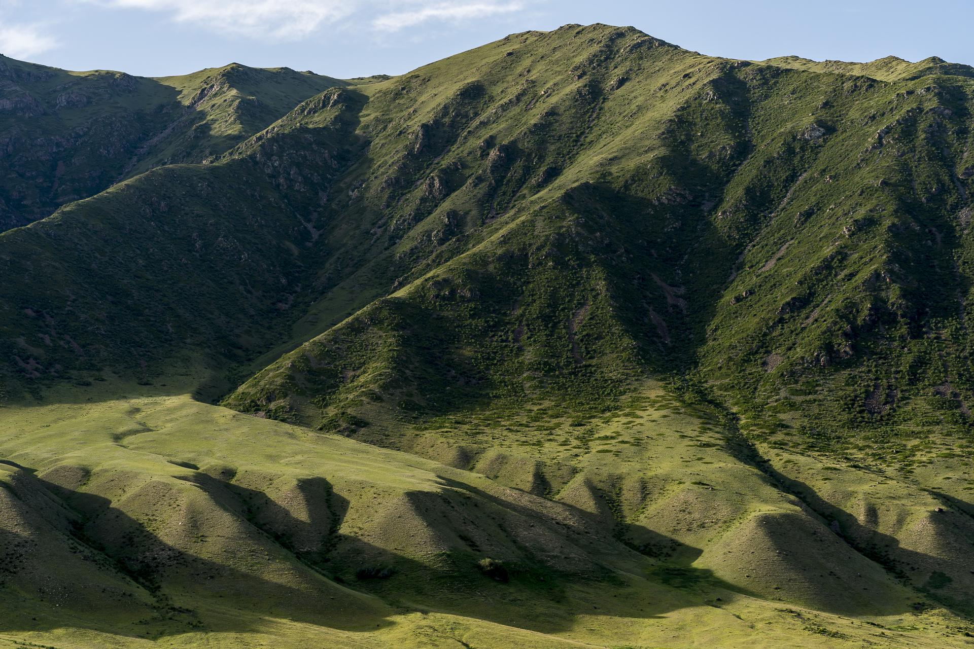 Kasachstan Berge