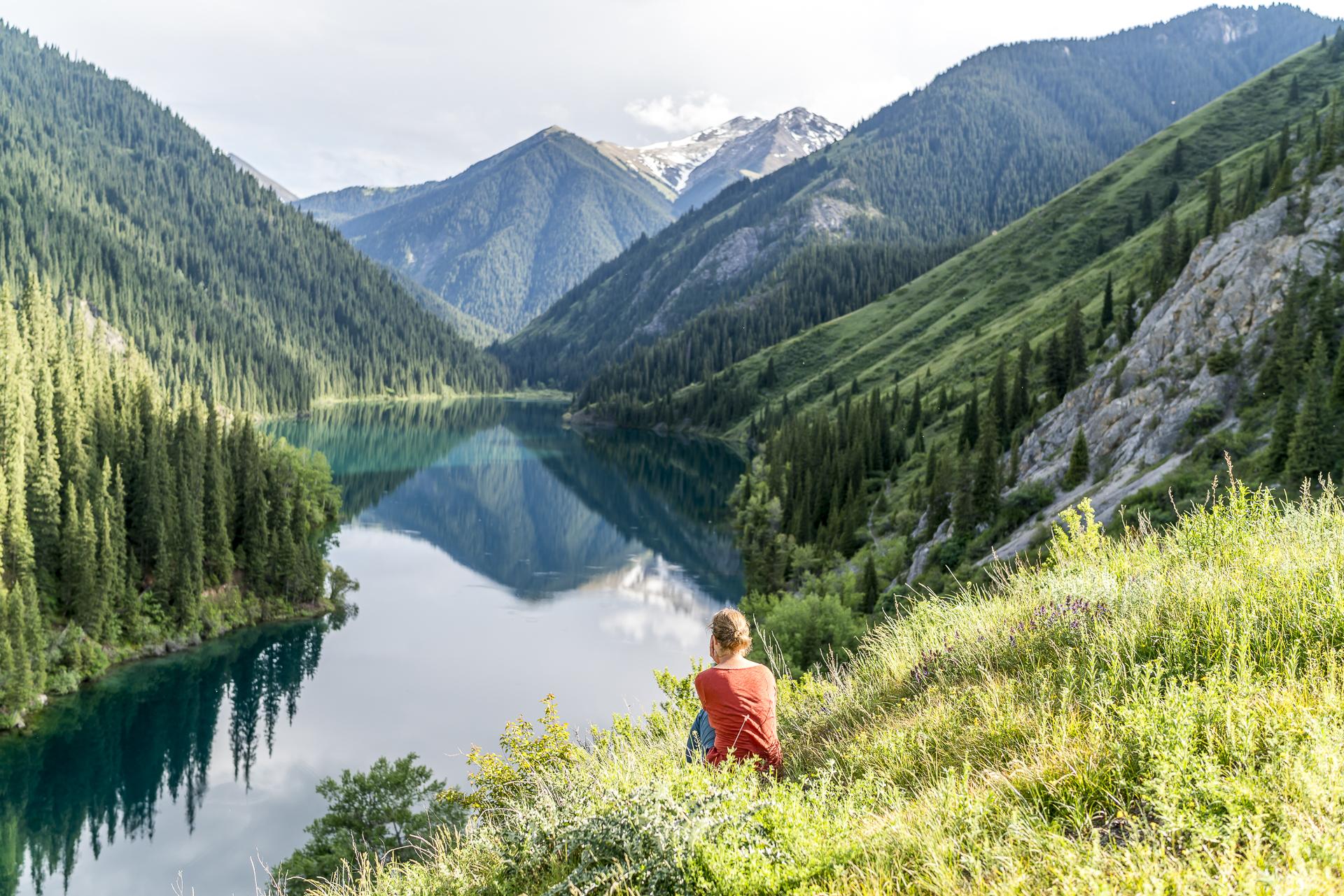 Kolsai-See Kasachstan