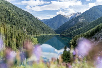 Kolsai See Südkasachstan