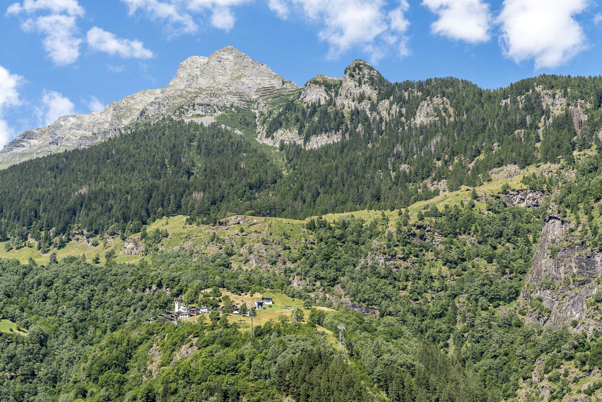 Landarenca Panorama