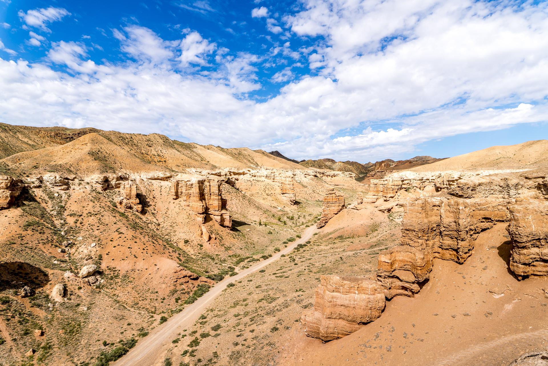 Scharyn Canyon Kasachstan