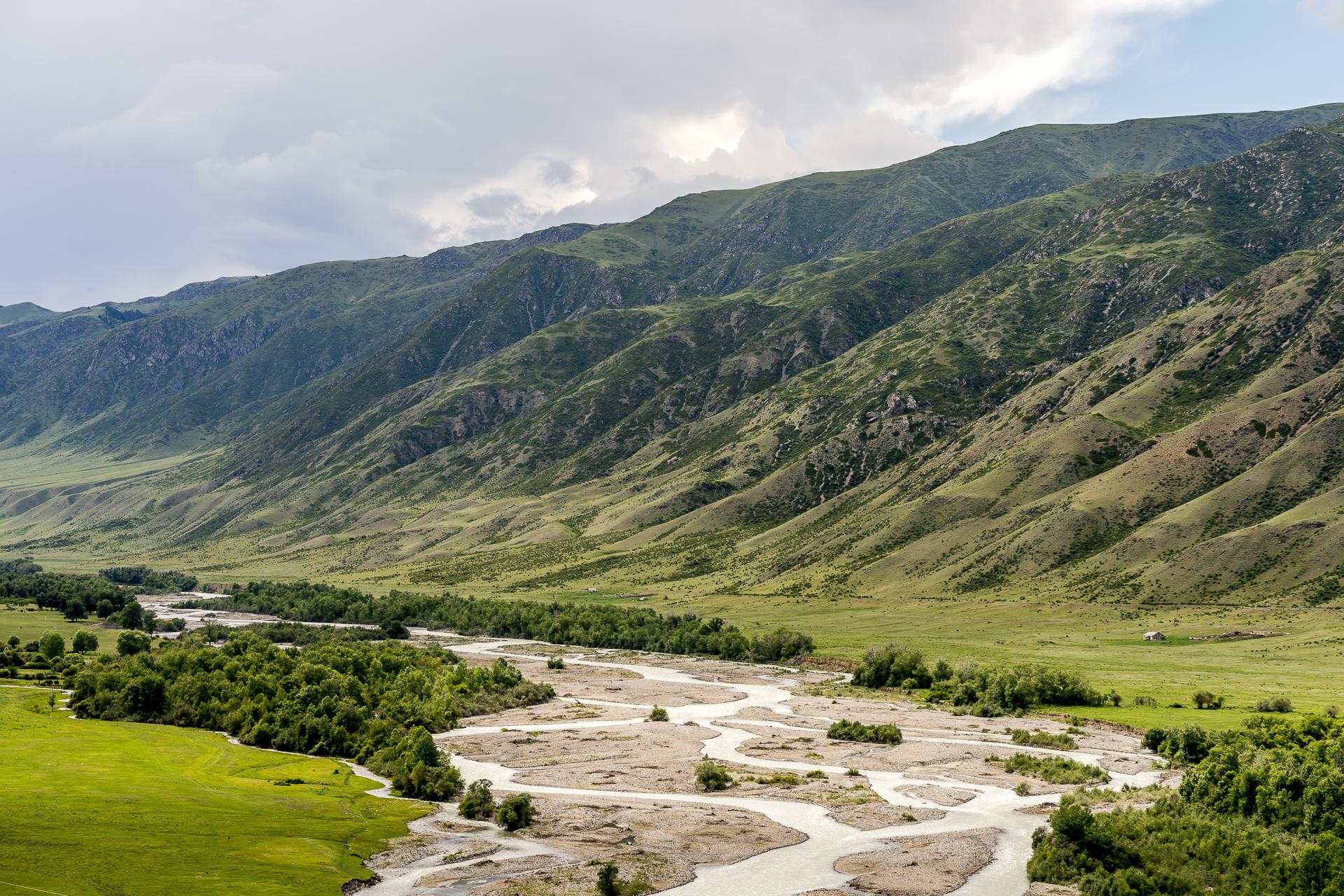 Shilik Tal Kasachstan